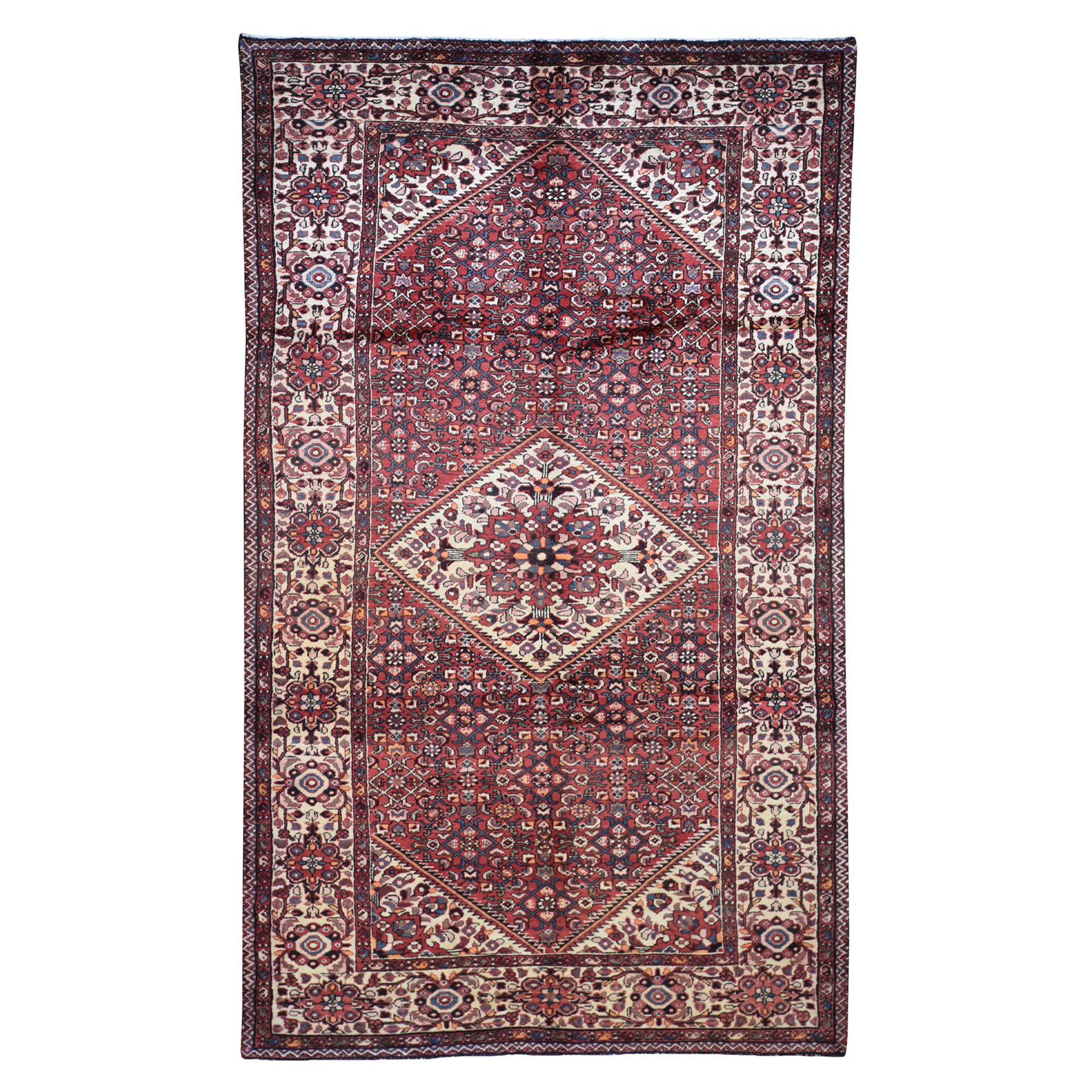 Classic Persian Collection Hand Knotted Red Rug No: 194222