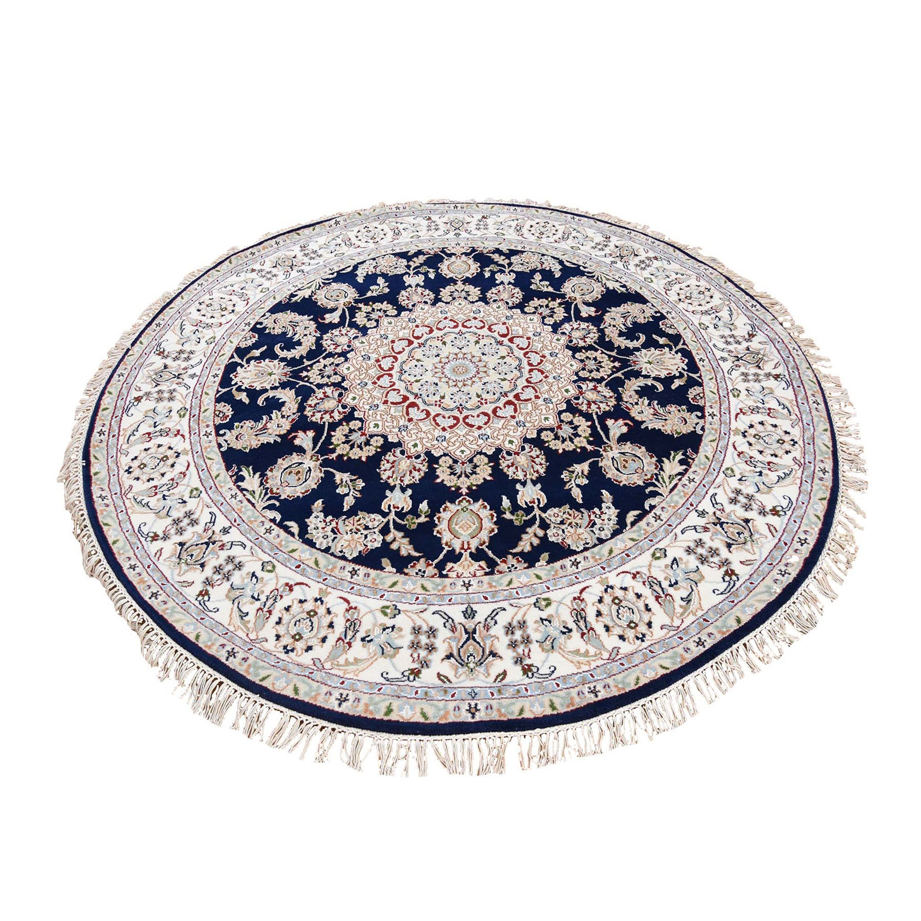 Pirniakan Collection Hand Knotted Blue Rug No: 195326