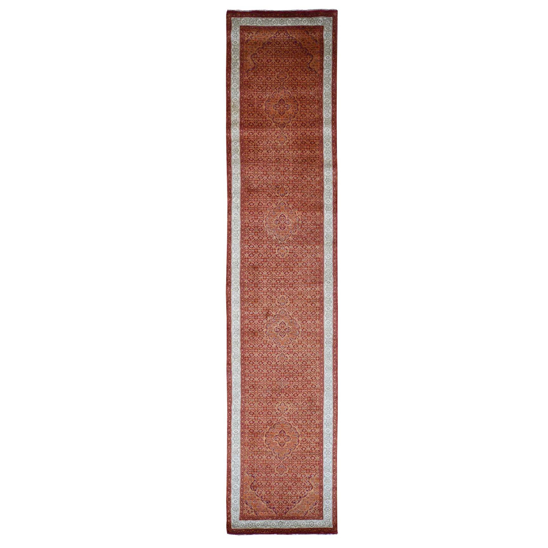 Pirniakan Collection Hand Knotted Red Rug No: 0196136