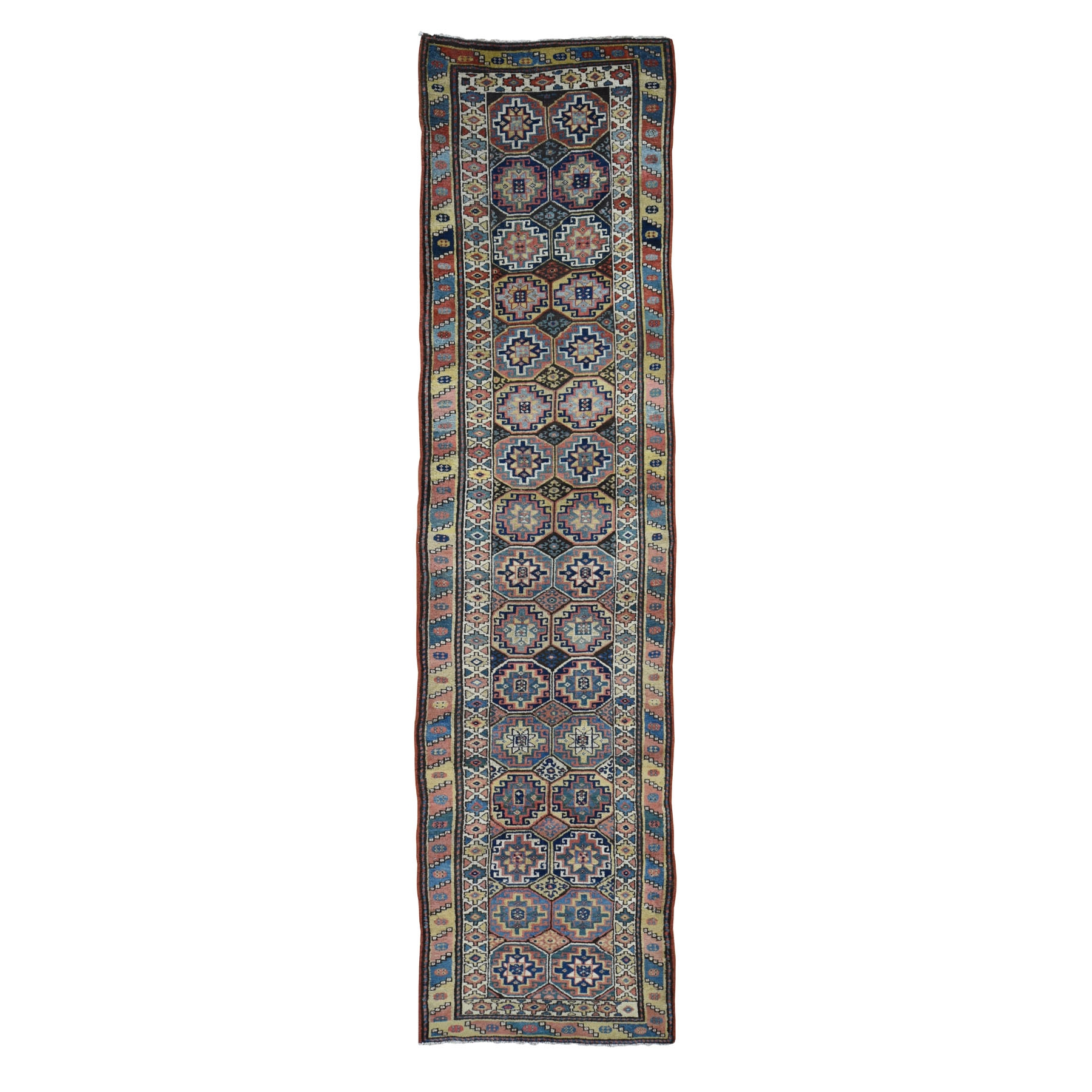 Antique Collection Hand Knotted Brown Rug No: 0198106