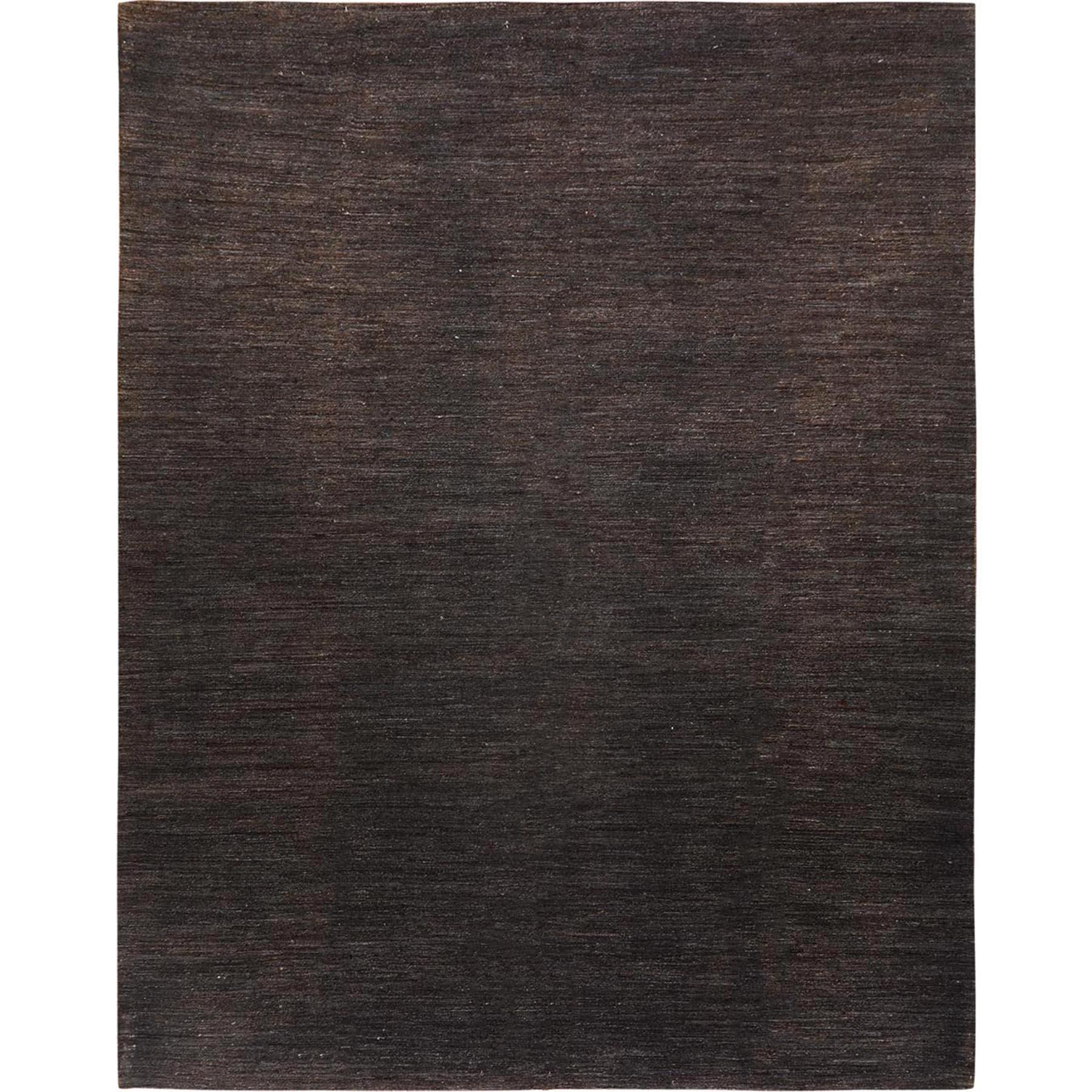 Fine Kilim Collection Hand Woven Brown Rug No: 01115038