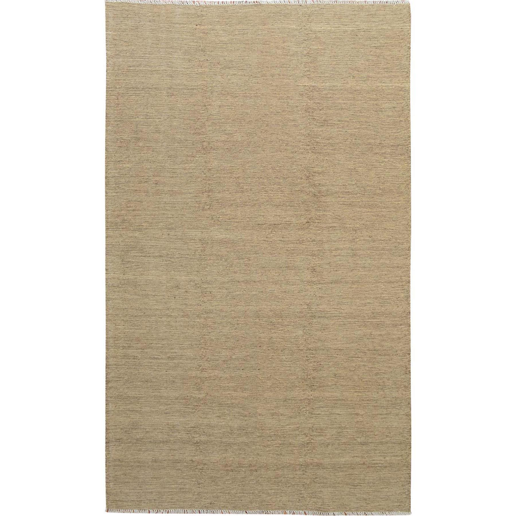 Fine Kilim Collection Hand Woven Ivory Rug No: 01115014