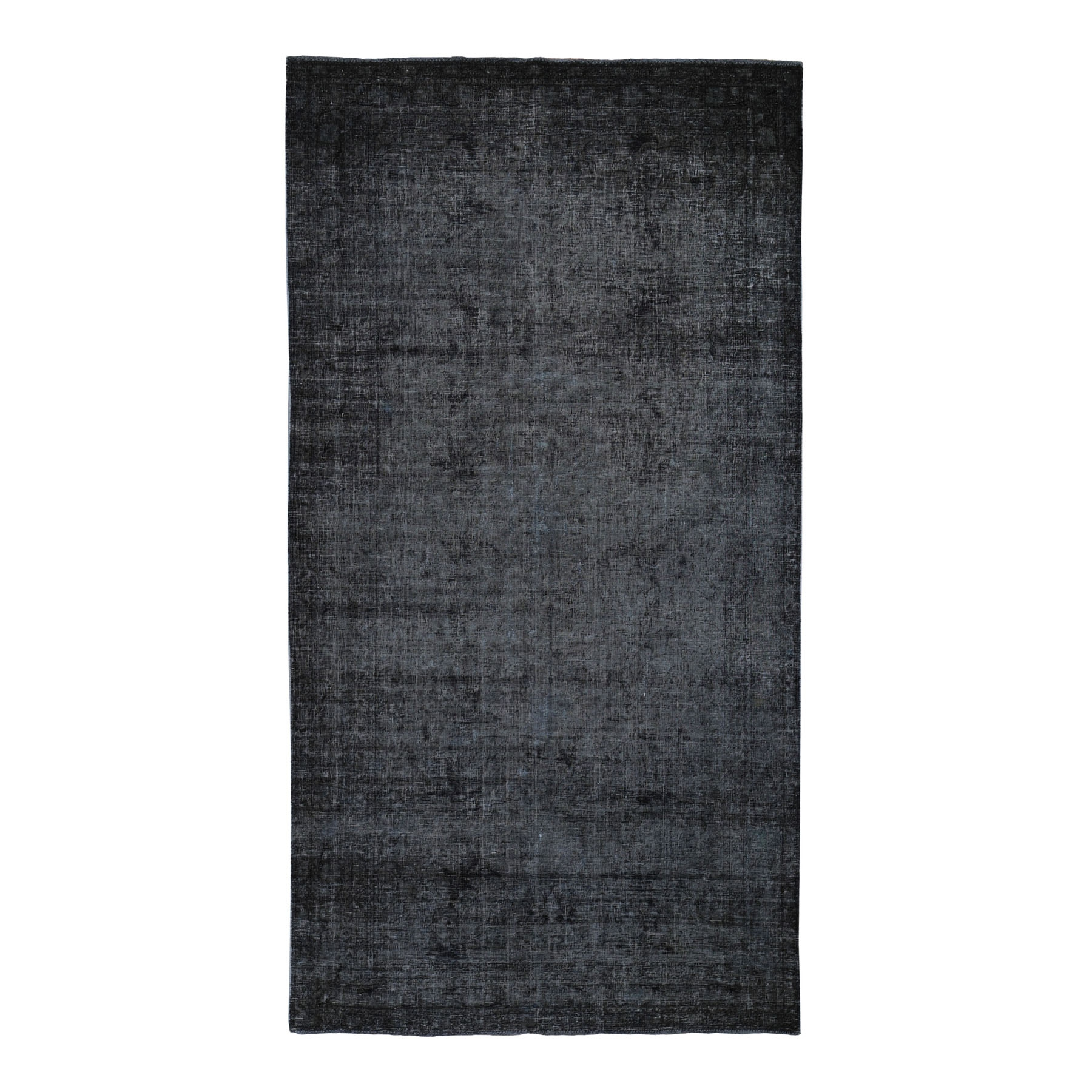 Deep discounted Collection Hand Knotted Grey Rug No: 199558