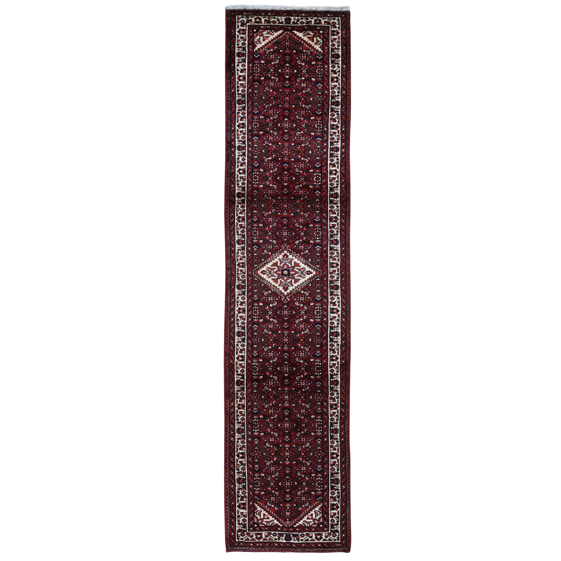 Classic Persian Collection Hand Knotted Red Rug No: 0199622