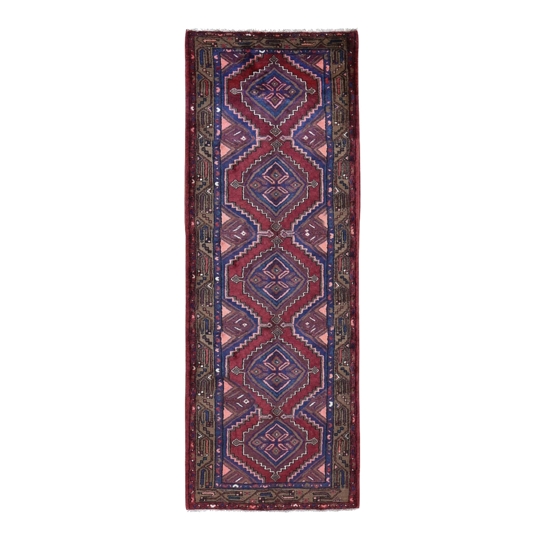 Classic Persian Collection Hand Knotted Red Rug No: 0199624