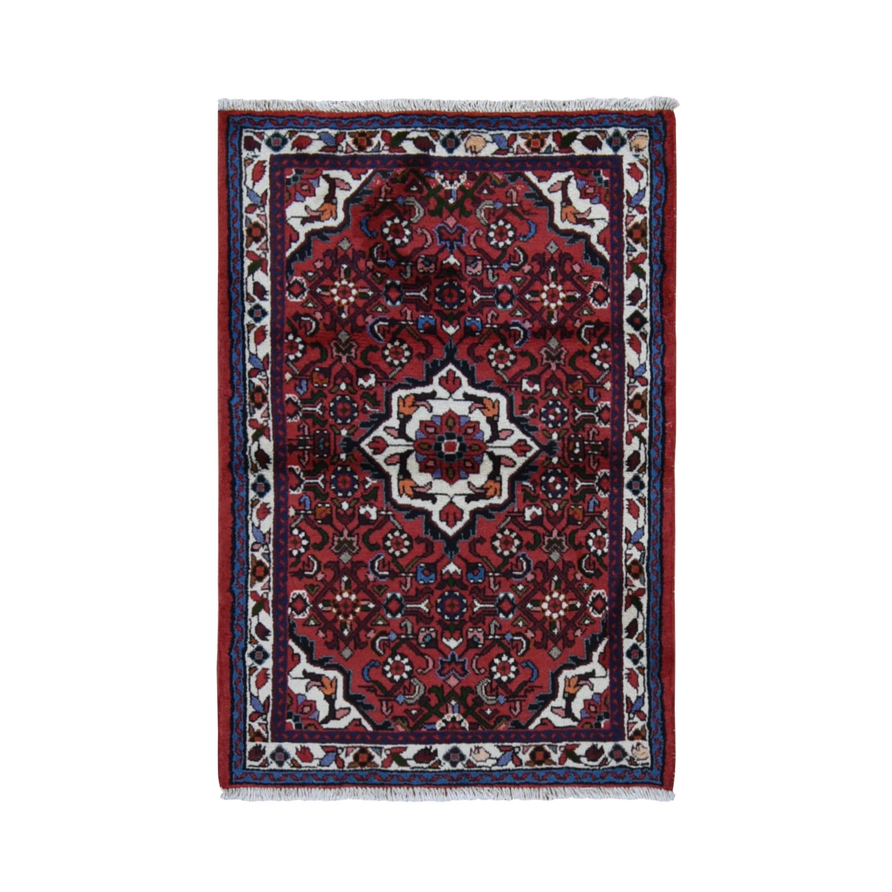 Classic Persian Collection Hand Knotted Red Rug No: 0199704
