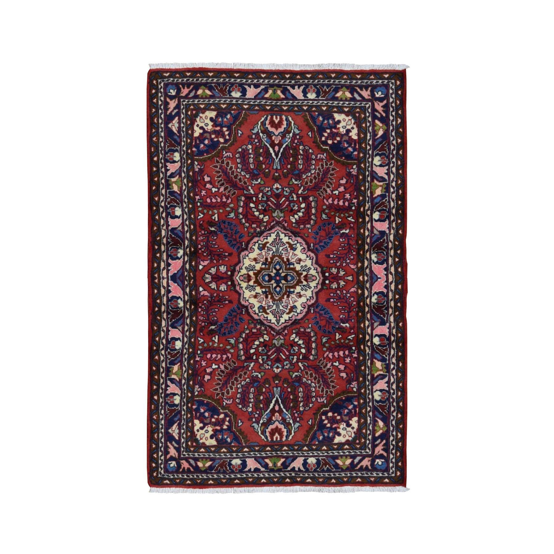 Classic Persian Collection Hand Knotted Red Rug No: 199774
