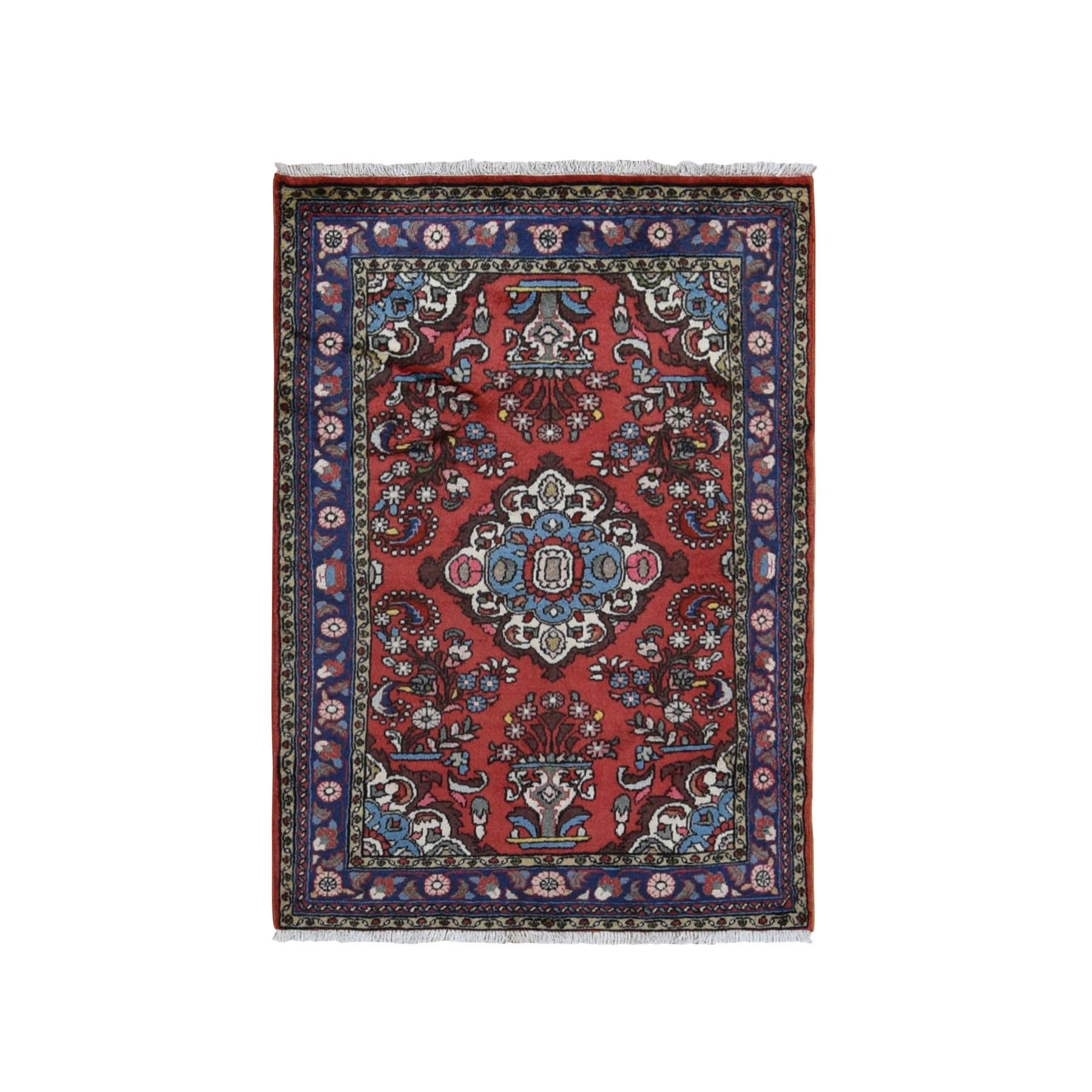Classic Persian Collection Hand Knotted Red Rug No: 199738