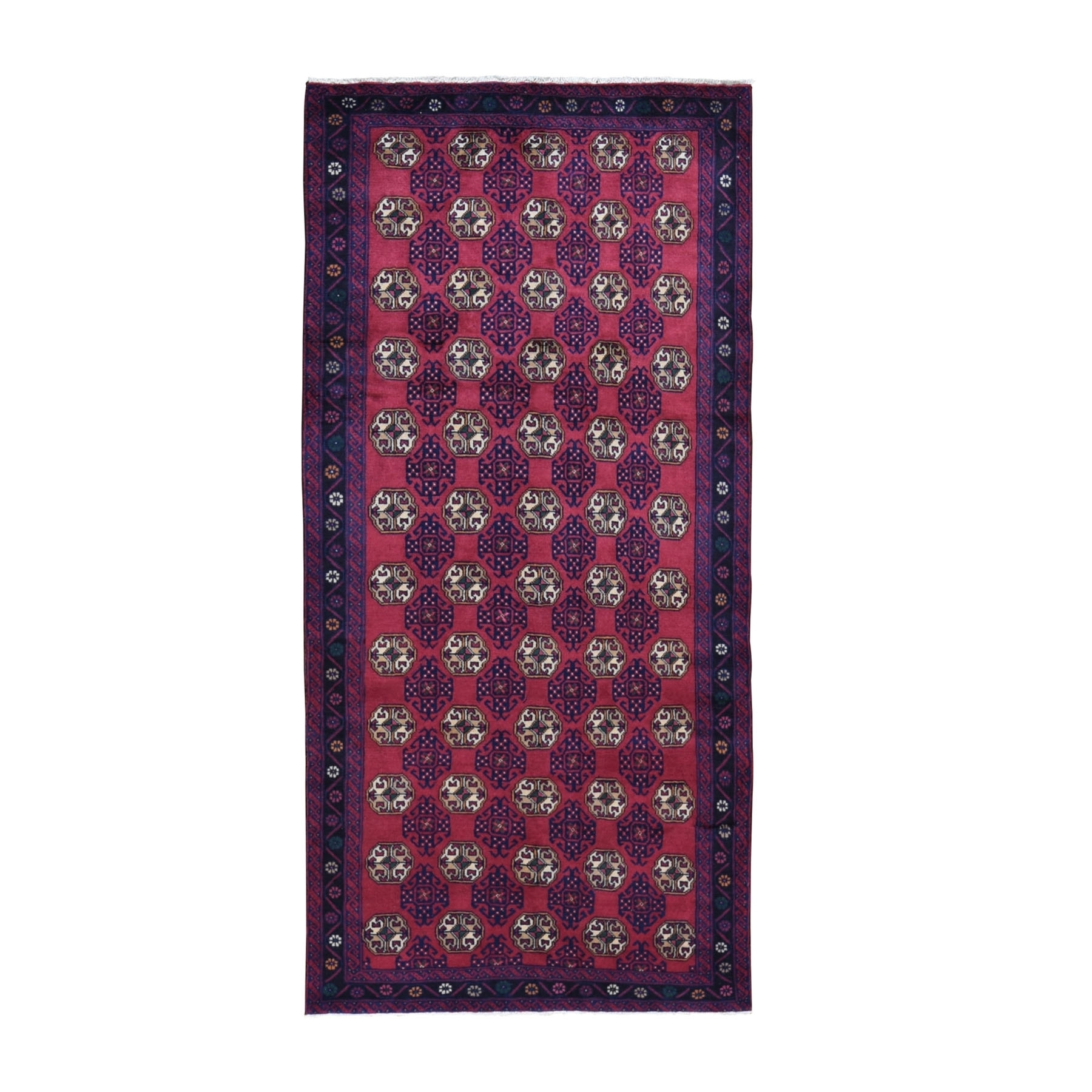 Classic Persian Collection Hand Knotted Red Rug No: 0199808