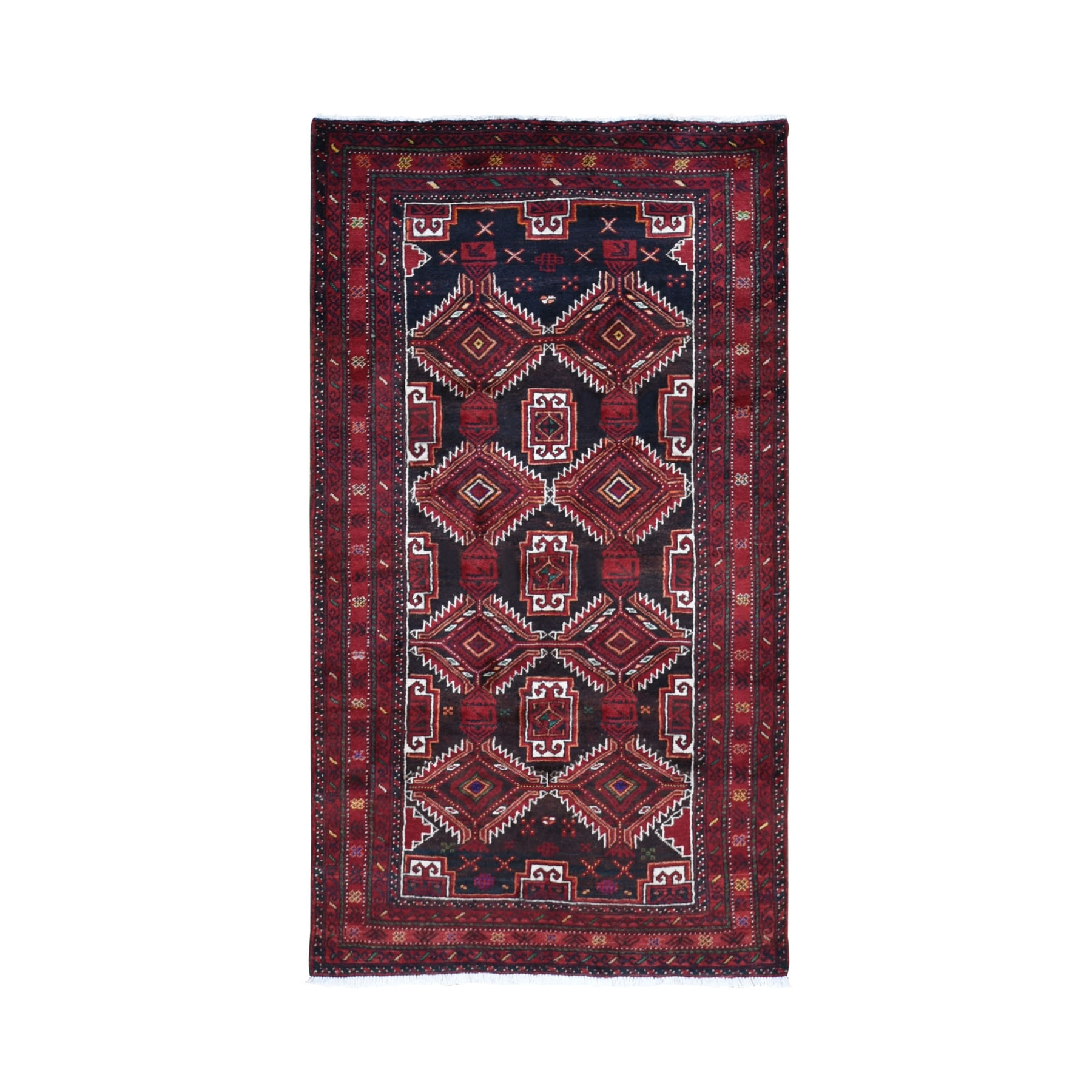 Classic Persian Collection Hand Knotted Brown Rug No: 199848