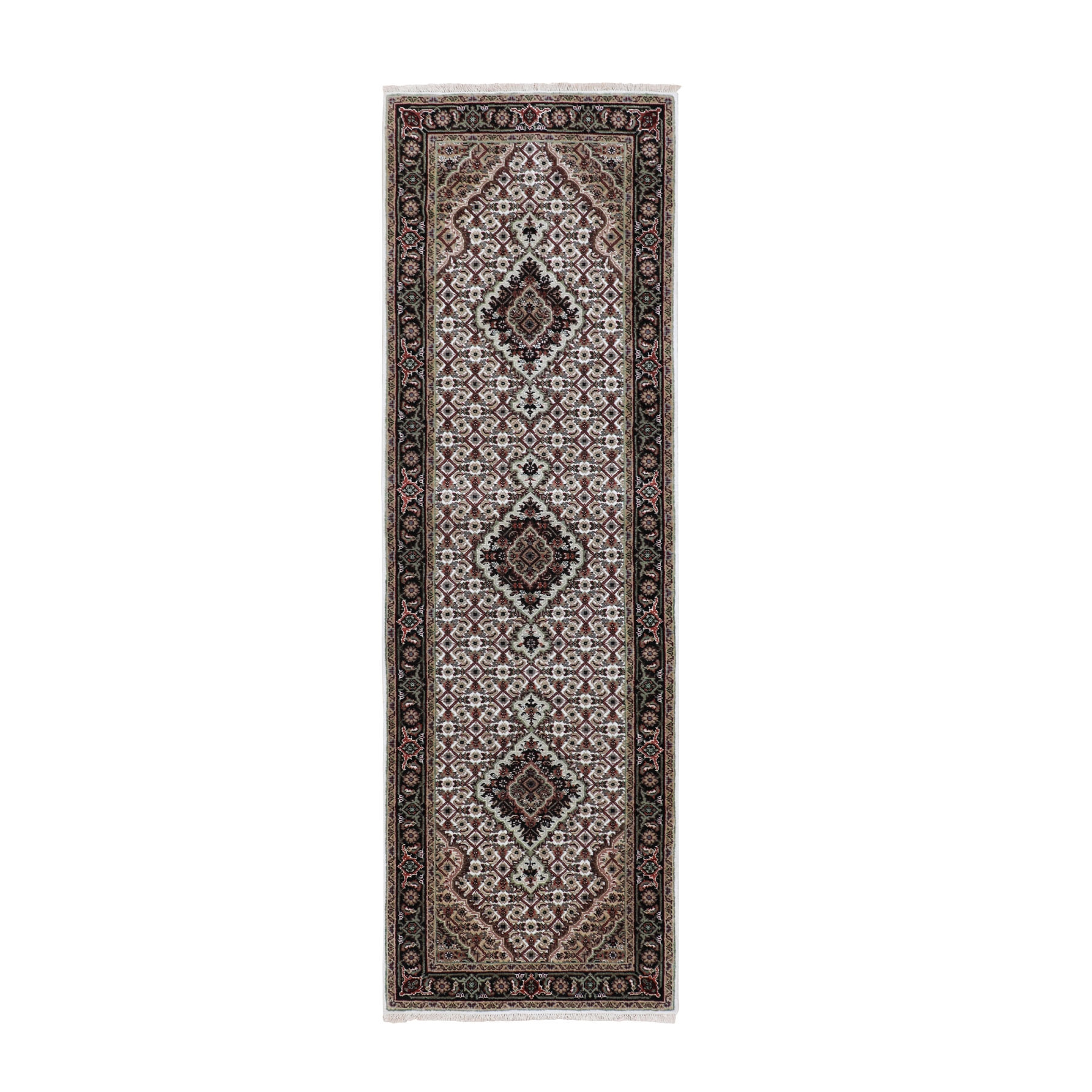 Pirniakan Collection Hand Knotted Ivory Rug No: 01116624