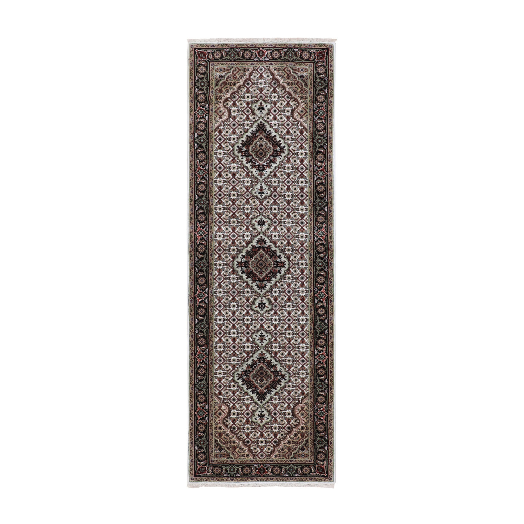 Pirniakan Collection Hand Knotted Ivory Rug No: 01116626