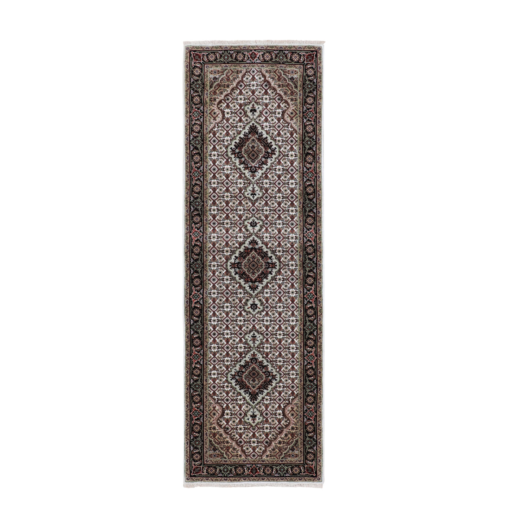 Pirniakan Collection Hand Knotted Ivory Rug No: 01116628