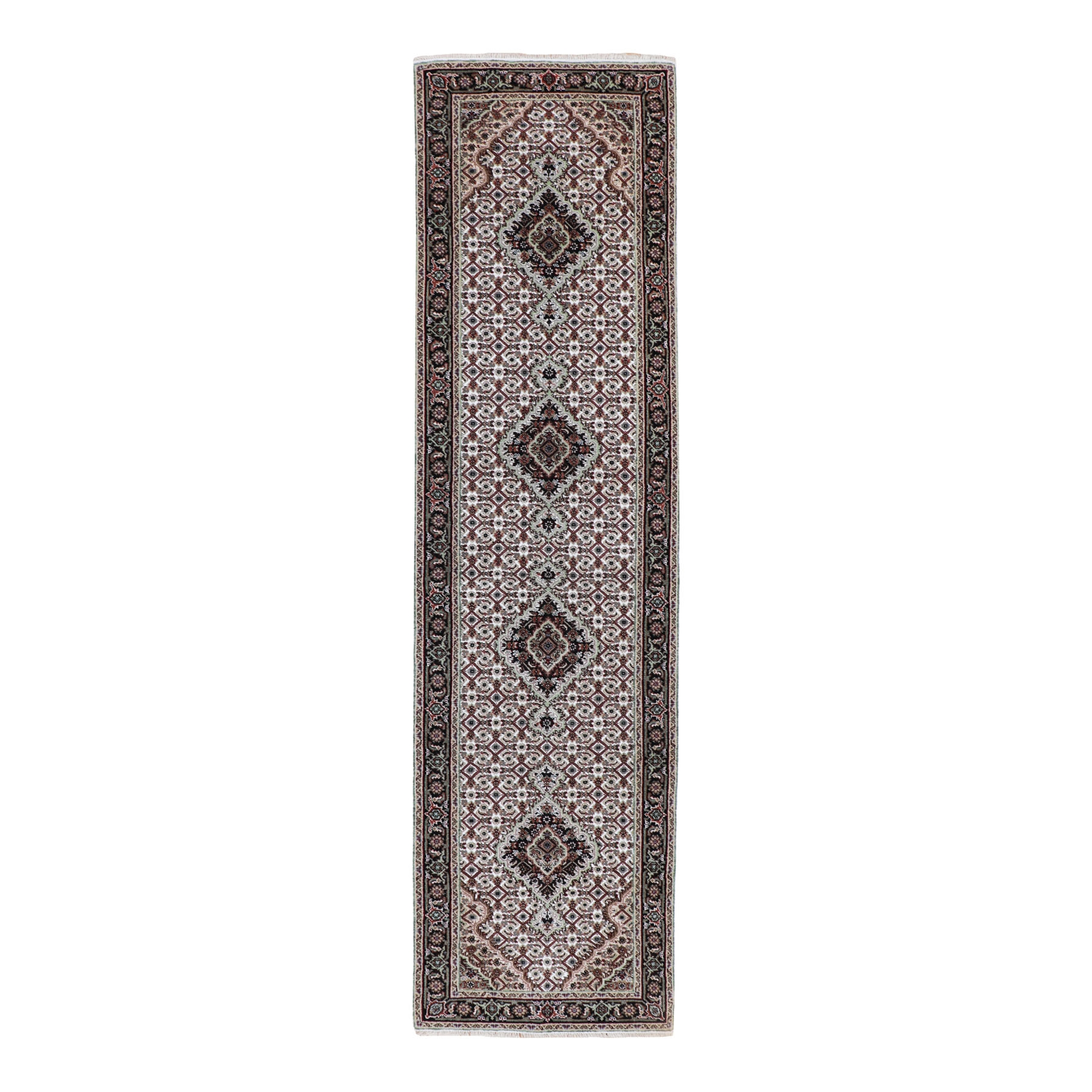 Pirniakan Collection Hand Knotted Ivory Rug No: 01116632