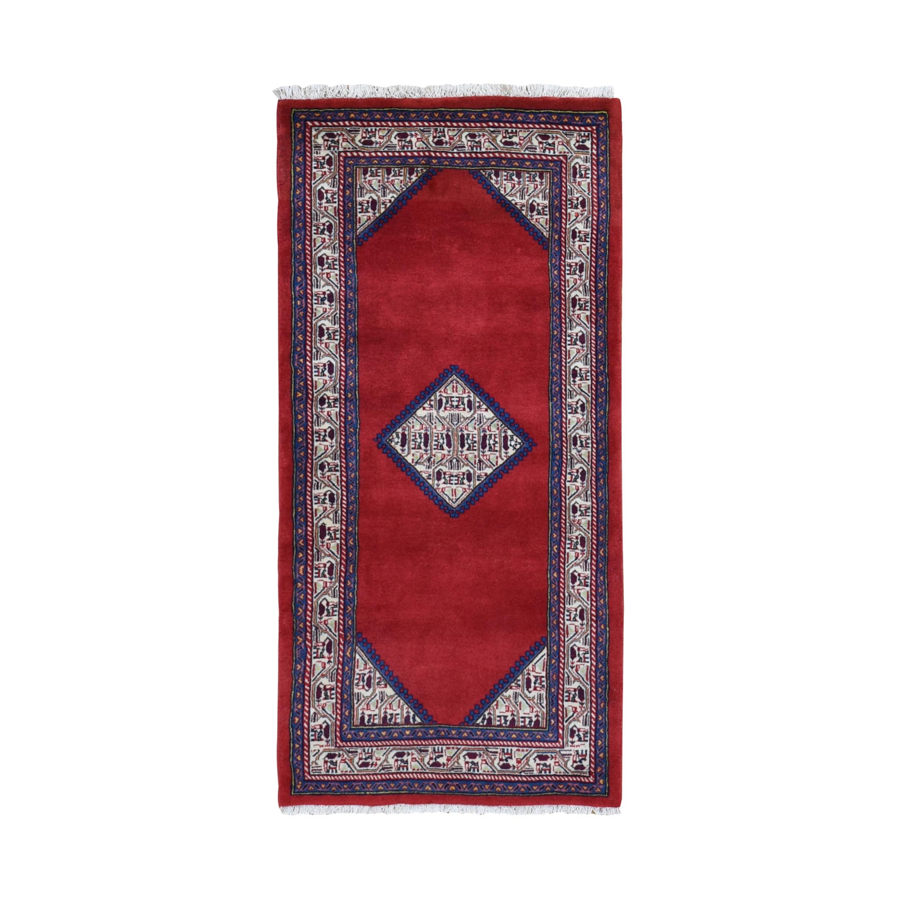 Classic Persian Collection Hand Knotted Red Rug No: 01118410