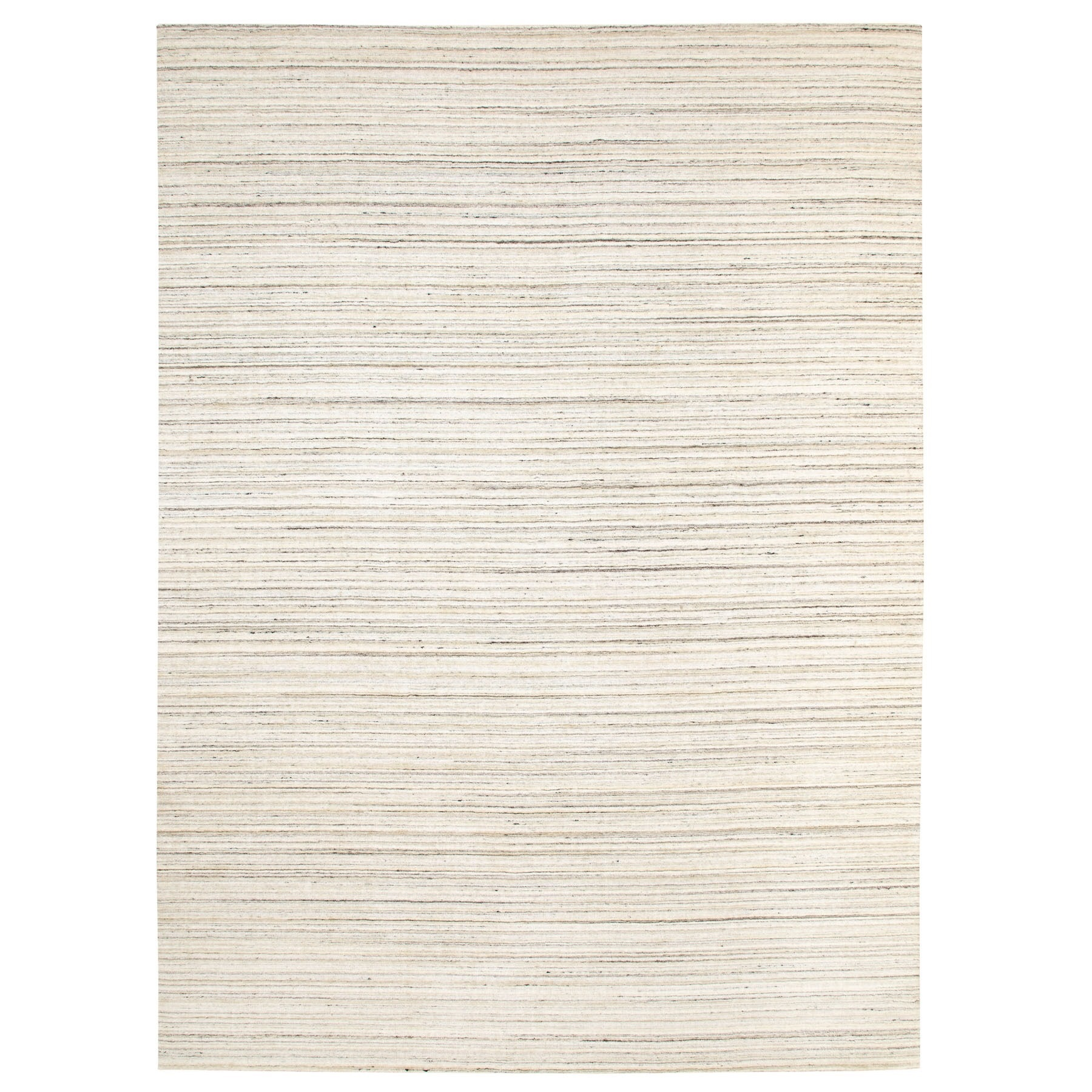 Modern Collection Hand Loomed Beige Rug No: 1116686