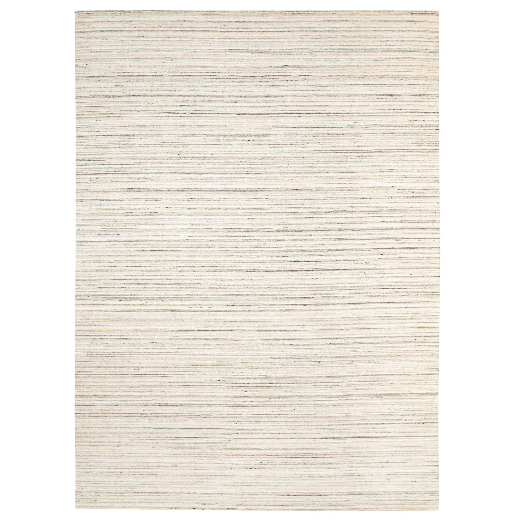 Modern Collection Hand Loomed Beige Rug No: 1116688