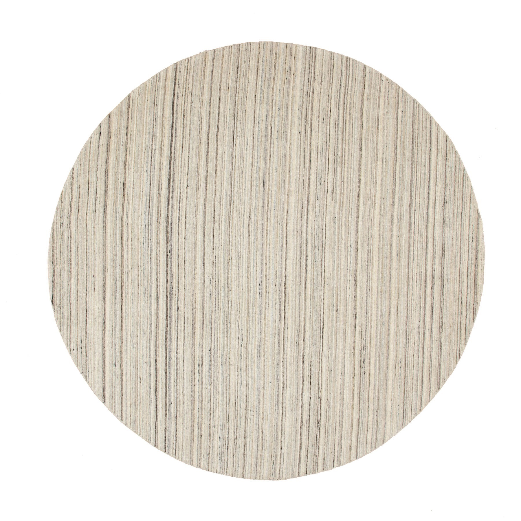 Modern Collection Hand Loomed Beige Rug No: 1116698