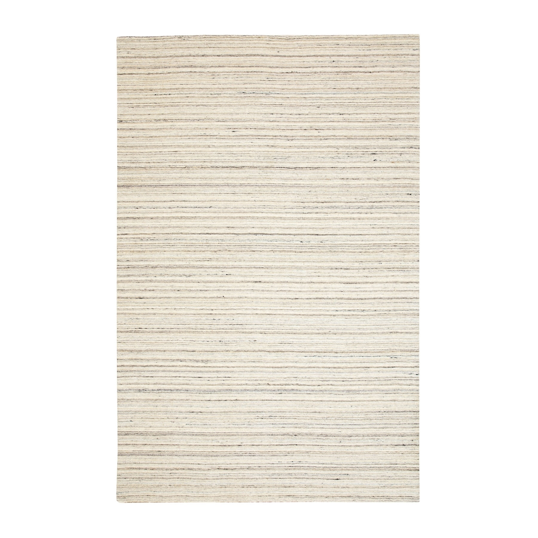 Modern Collection Hand Loomed Beige Rug No: 1116702