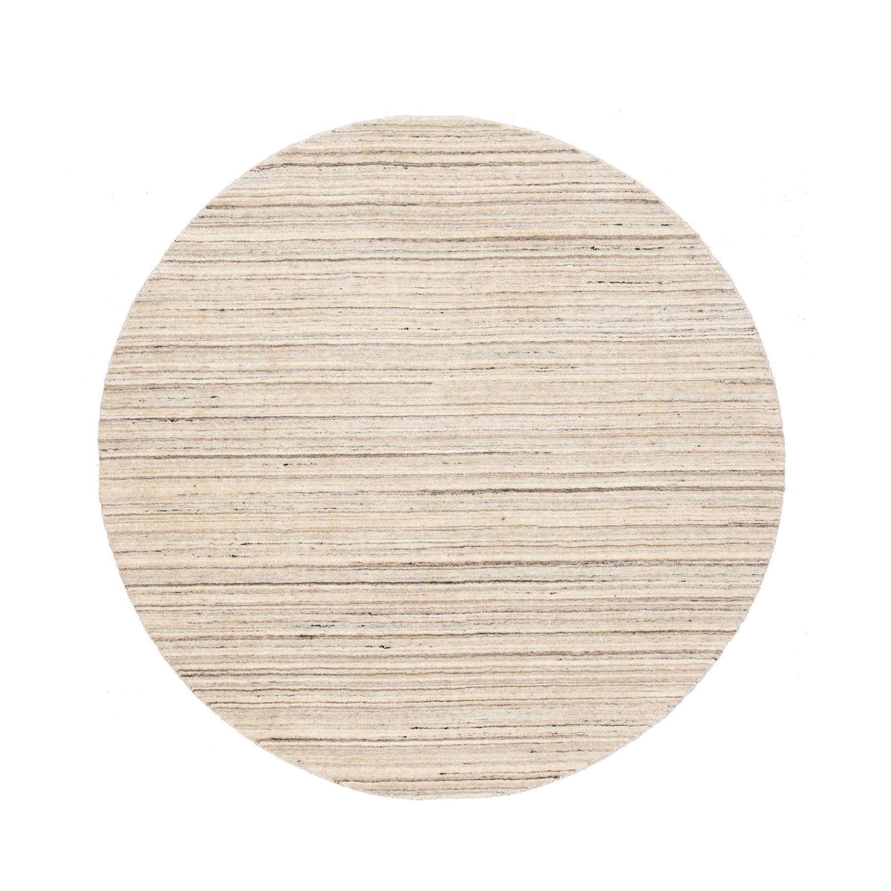 Modern Collection Hand Loomed Beige Rug No: 1116706