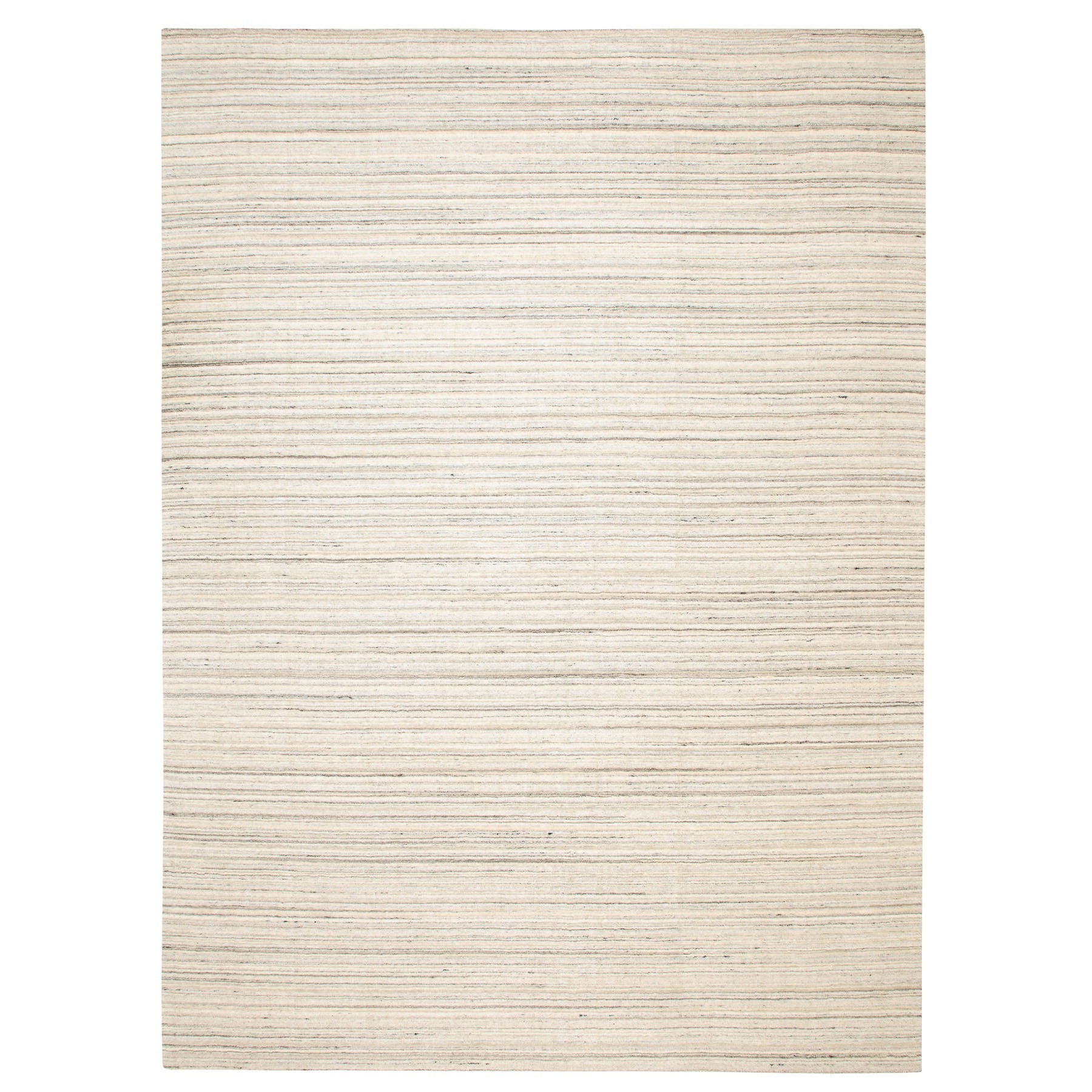 Modern Collection Hand Loomed Beige Rug No: 1116692