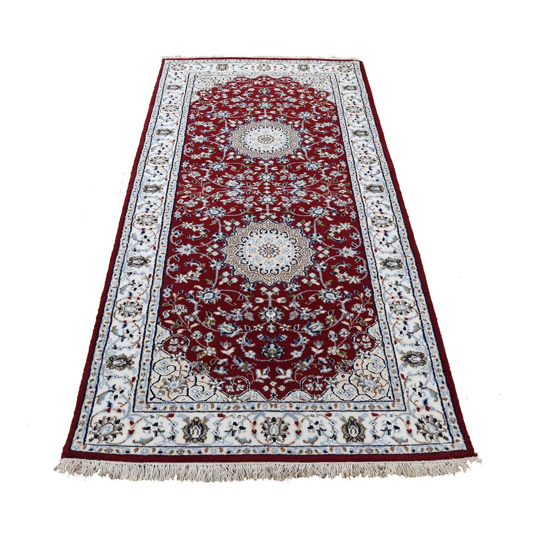 Pirniakan Collection Hand Knotted Red Rug No: 1118760