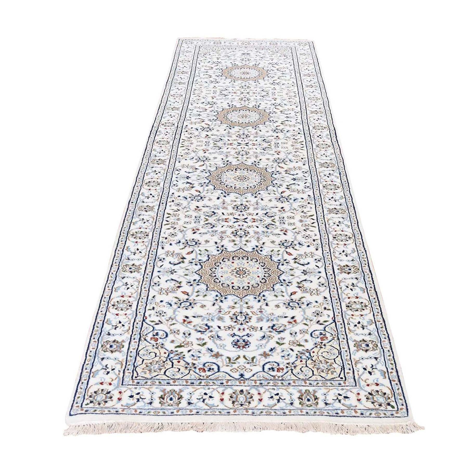 Pirniakan Collection Hand Knotted Ivory Rug No: 1118794