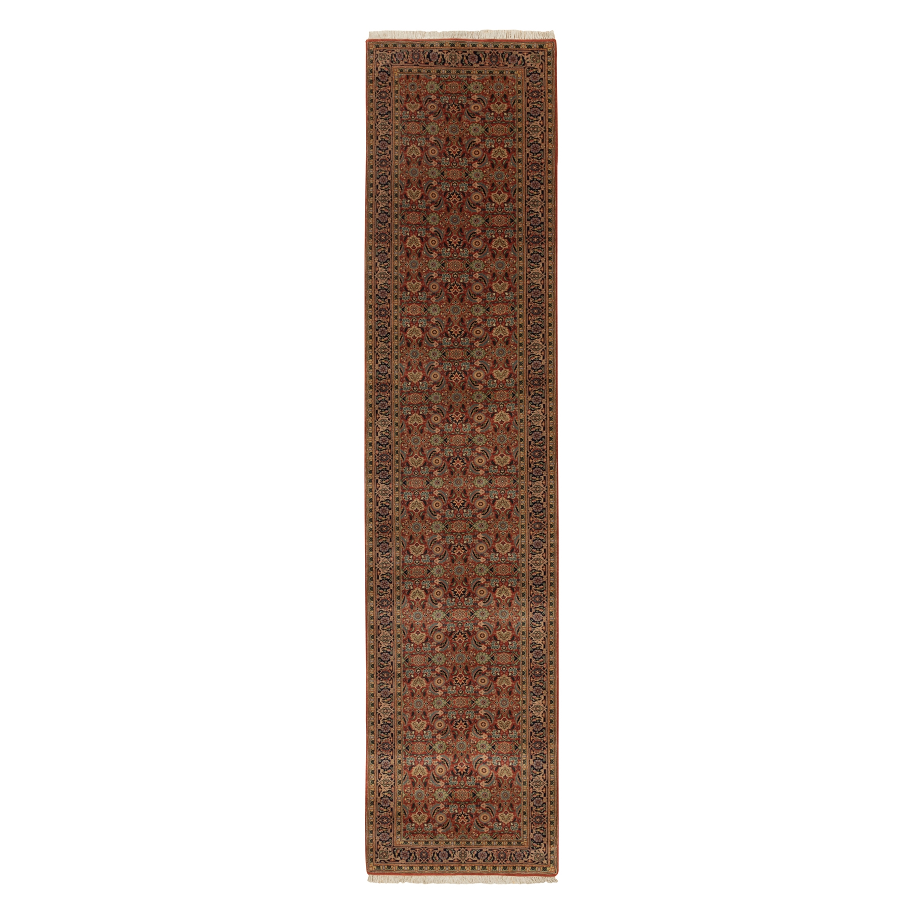 Pirniakan Collection Hand Knotted Red Rug No: 1117286