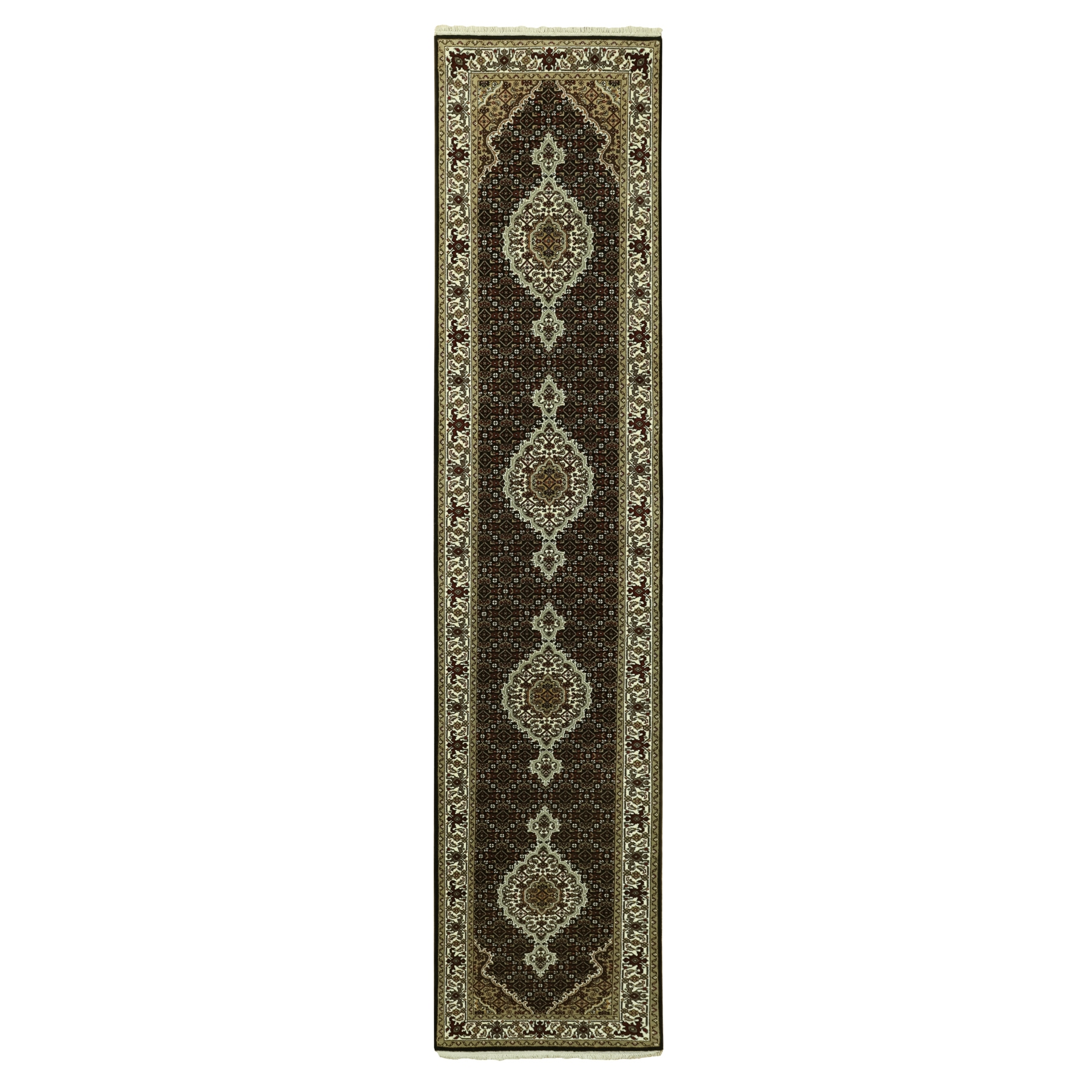 Pirniakan Collection Hand Knotted Red Rug No: 1117698