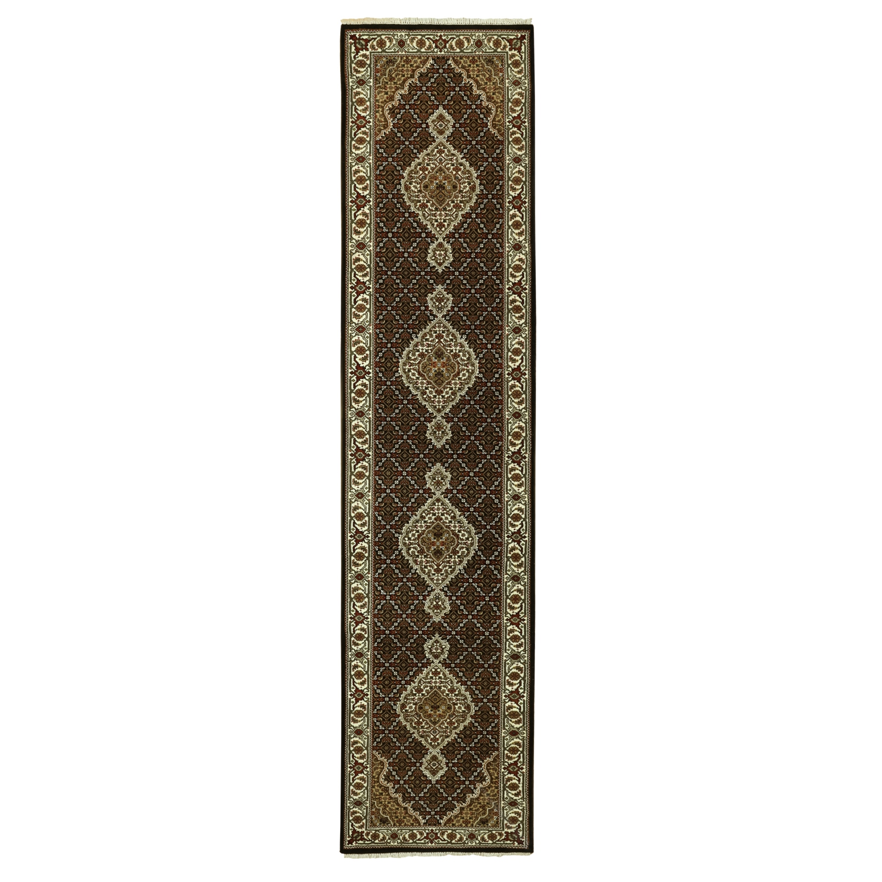 Pirniakan Collection Hand Knotted Red Rug No: 1117700