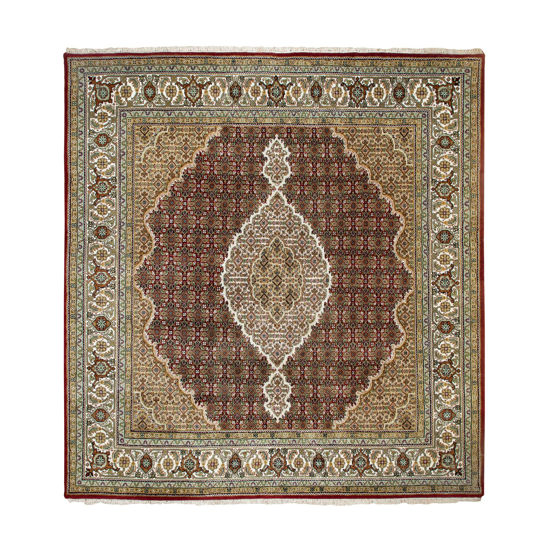 Pirniakan Collection Hand Knotted Red Rug No: 1117494