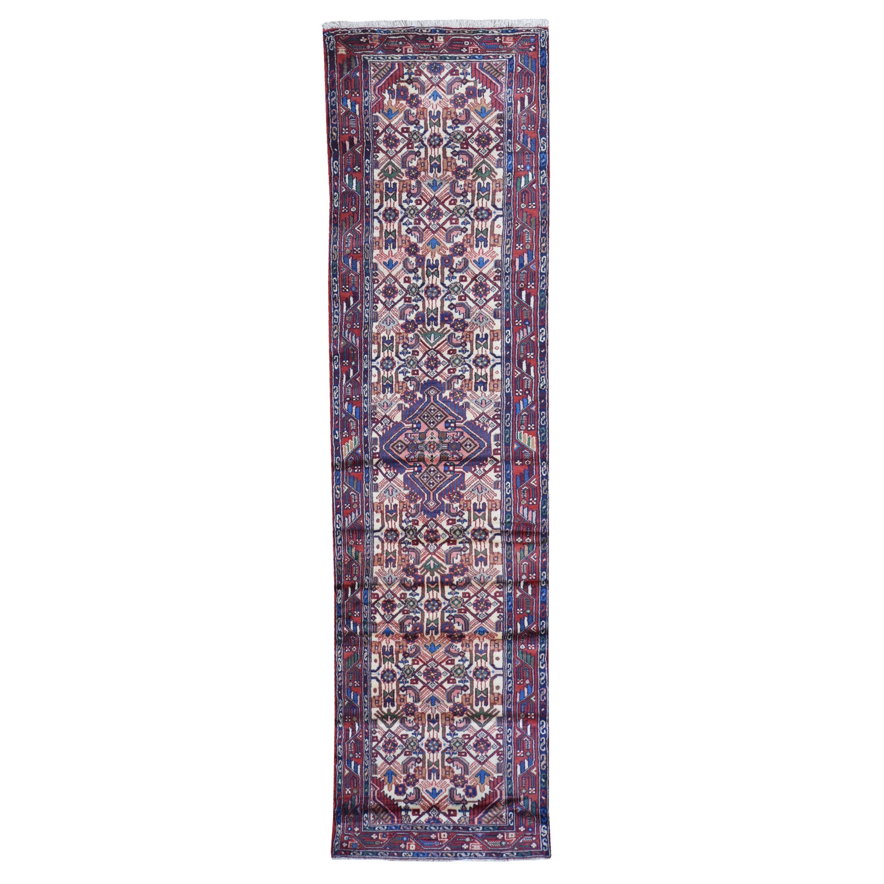 Classic Persian Collection Hand Knotted Ivory Rug No: 1119614