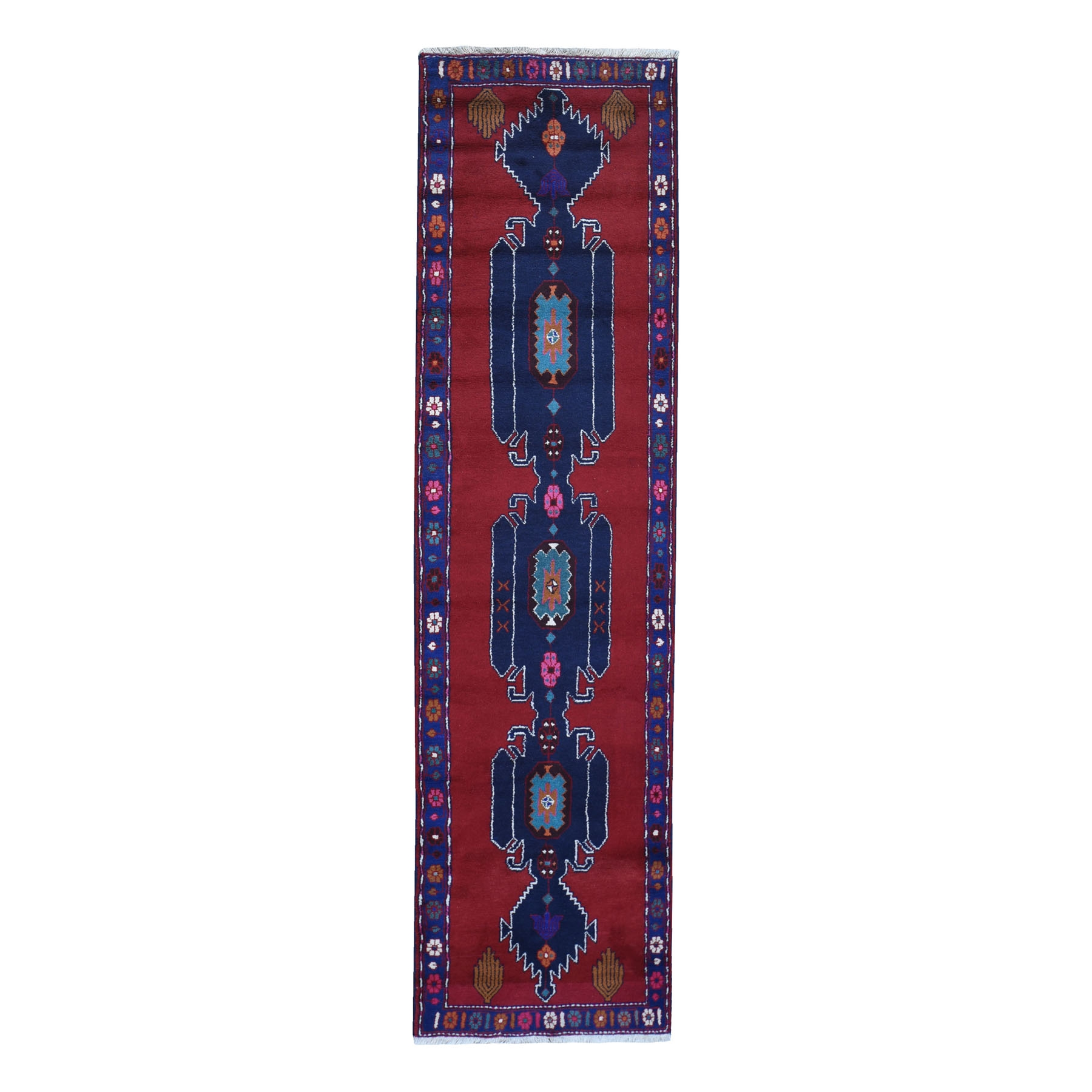 Classic Persian Collection Hand Knotted Red Rug No: 1119638