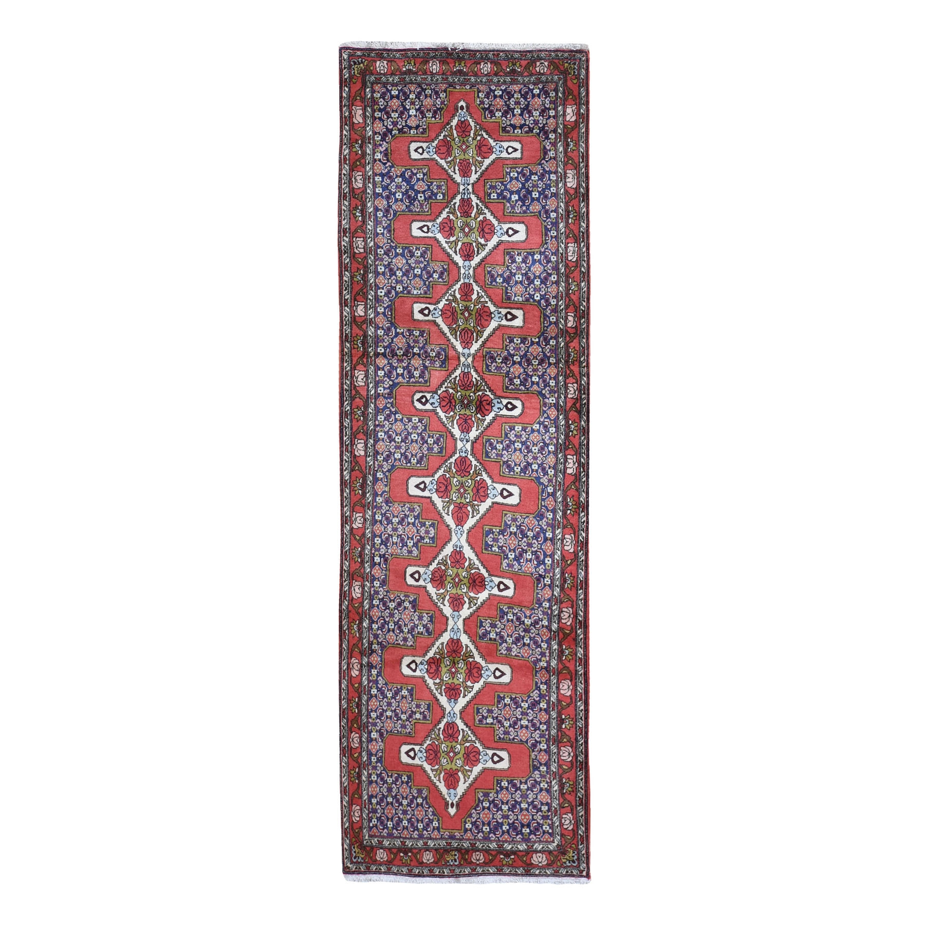 Classic Persian Collection Hand Knotted Red Rug No: 1119722