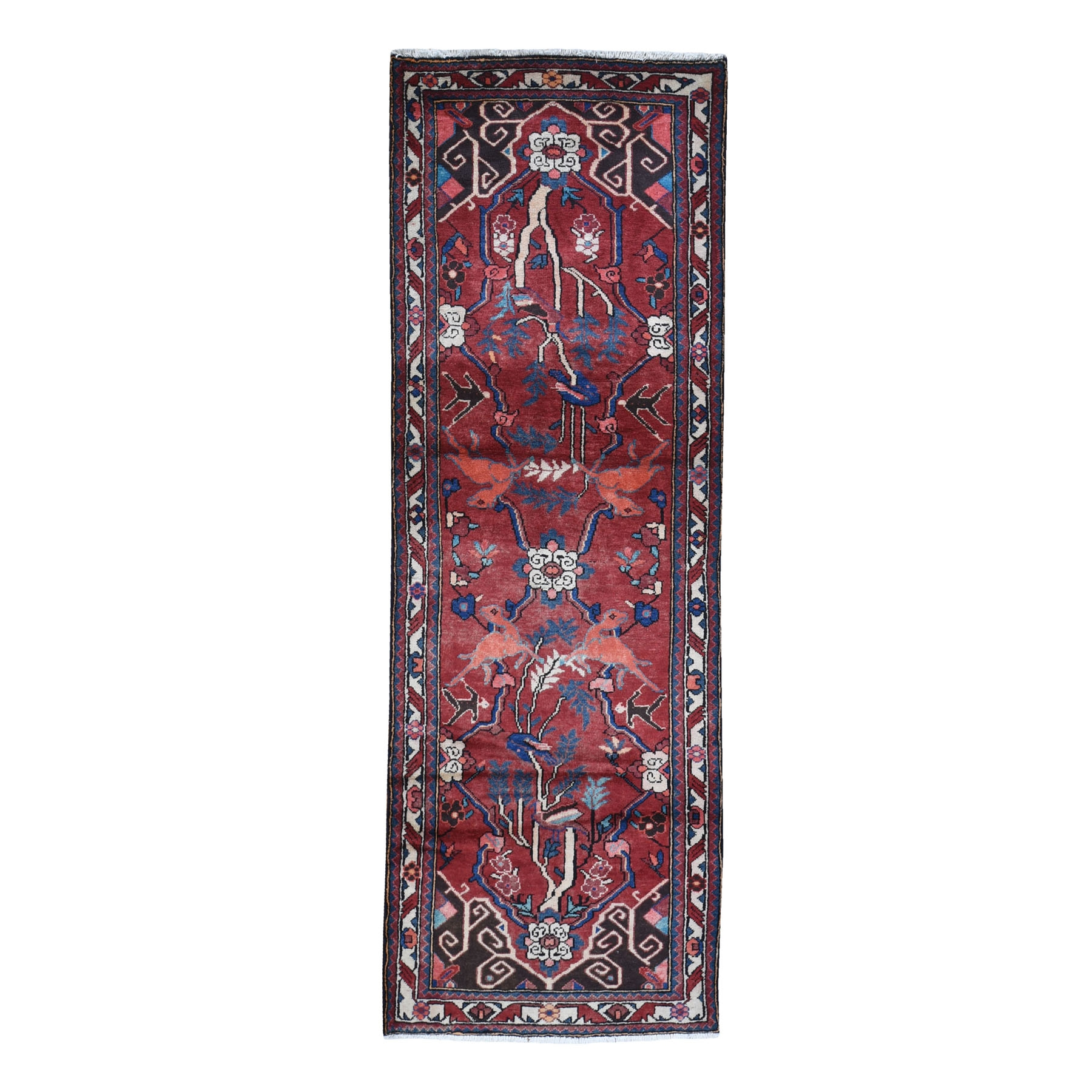 Classic Persian Collection Hand Knotted Red Rug No: 1119720