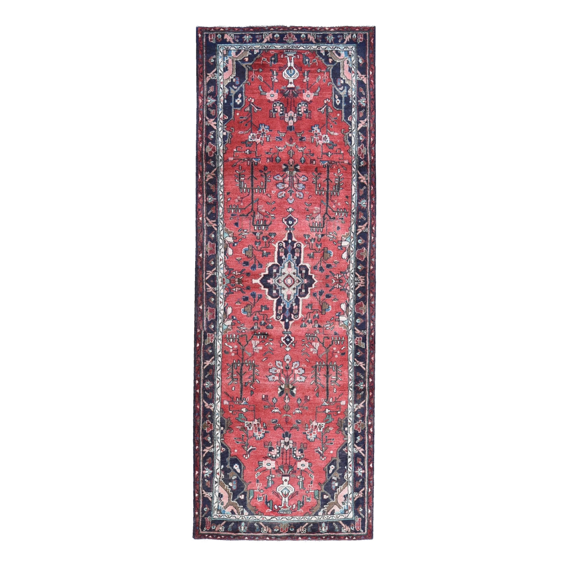 Classic Persian Collection Hand Knotted Red Rug No: 1119742