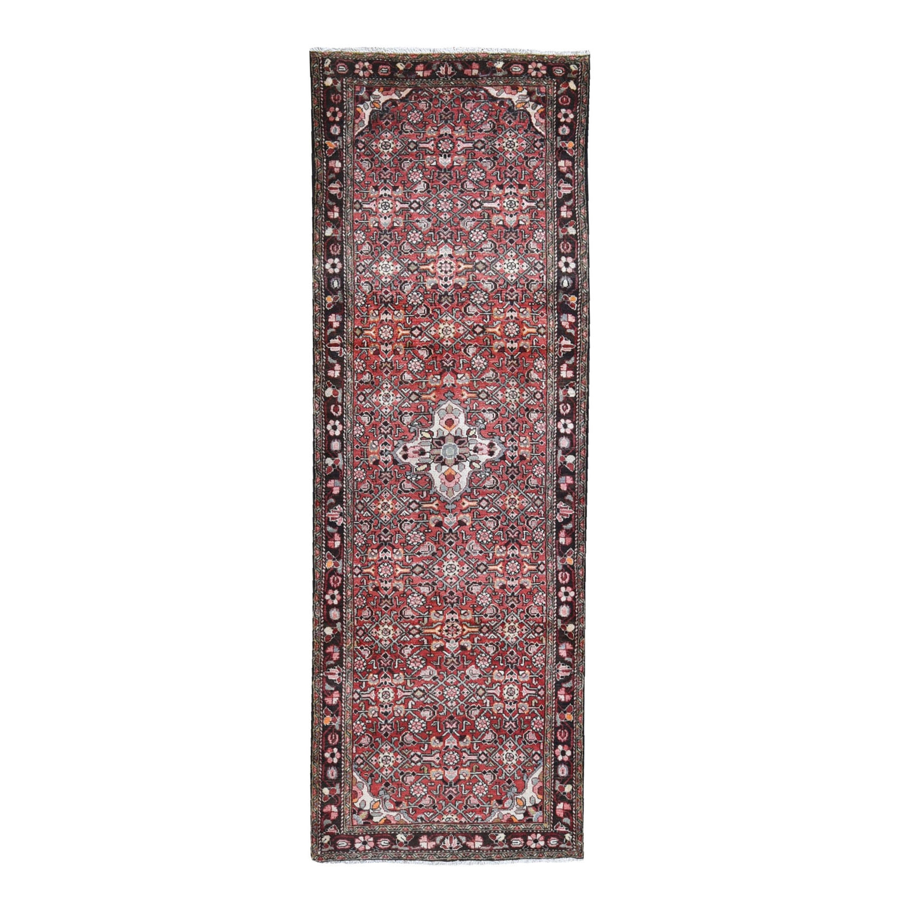 Classic Persian Collection Hand Knotted Red Rug No: 1119744