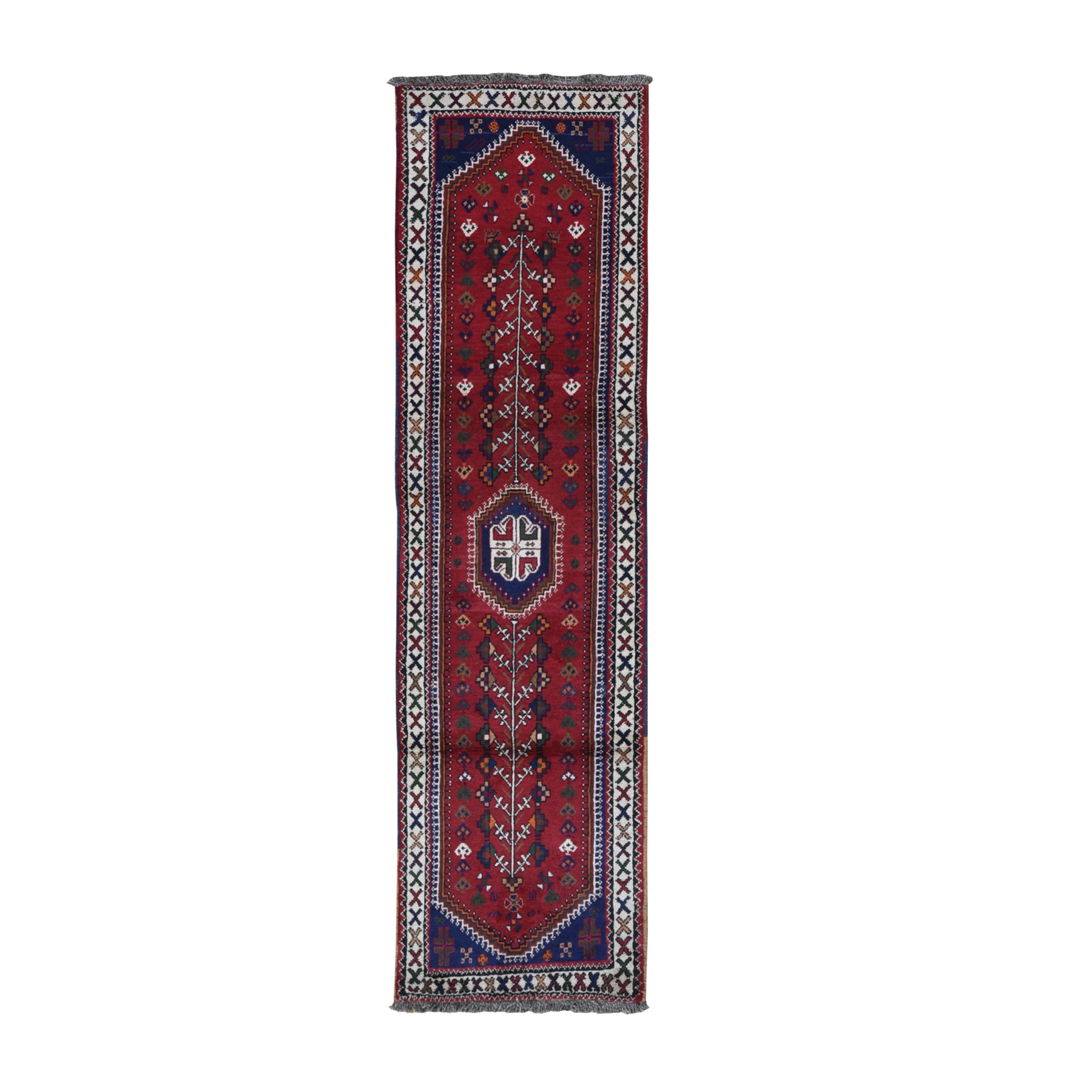 Classic Persian Collection Hand Knotted Red Rug No: 1119768