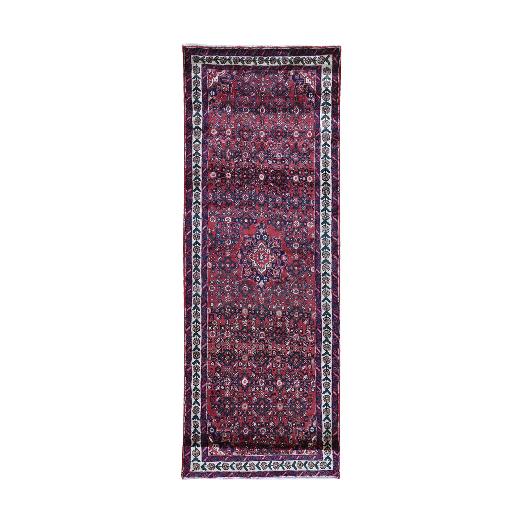 Classic Persian Collection Hand Knotted Red Rug No: 1119790
