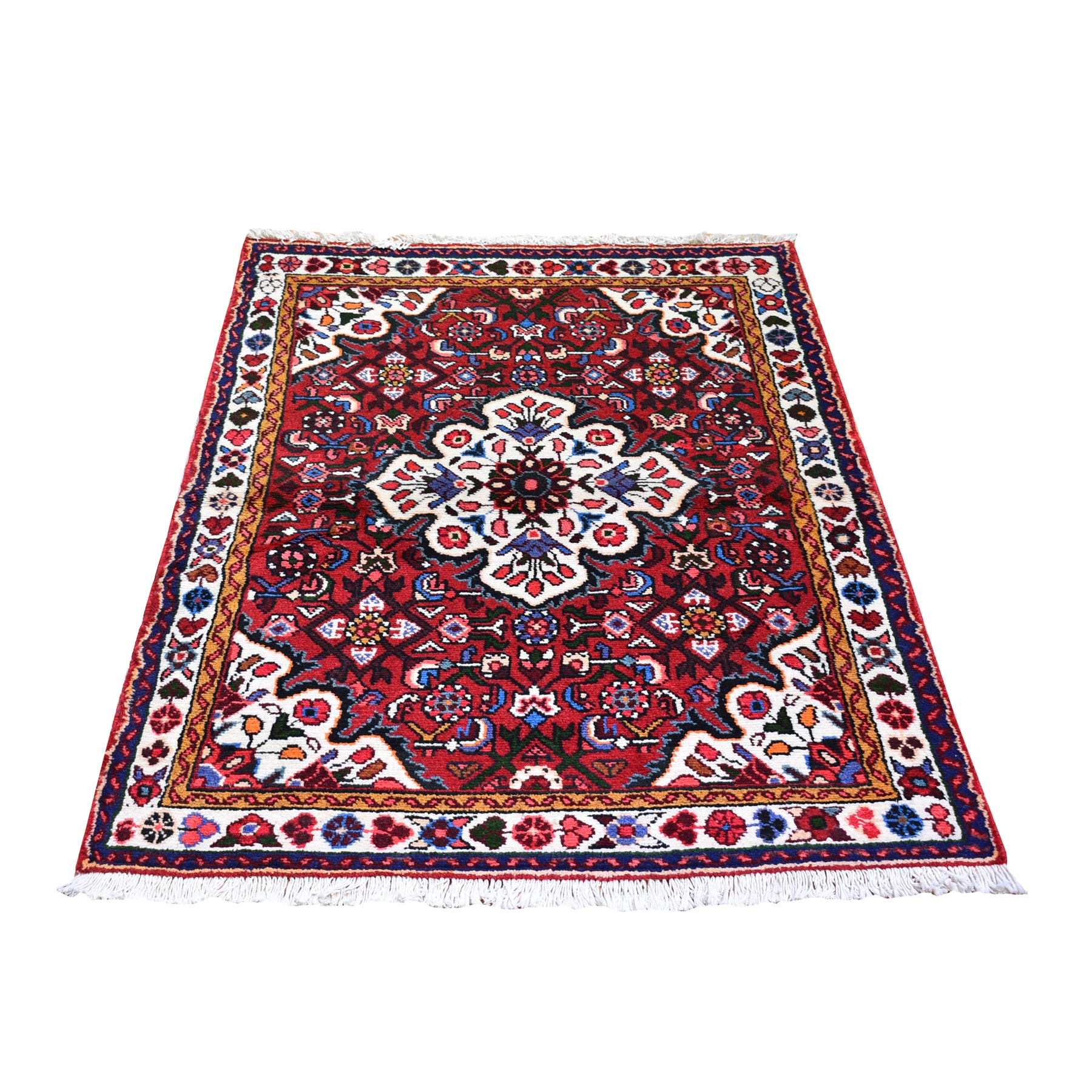 Classic Persian Collection Hand Knotted Red Rug No: 1119864