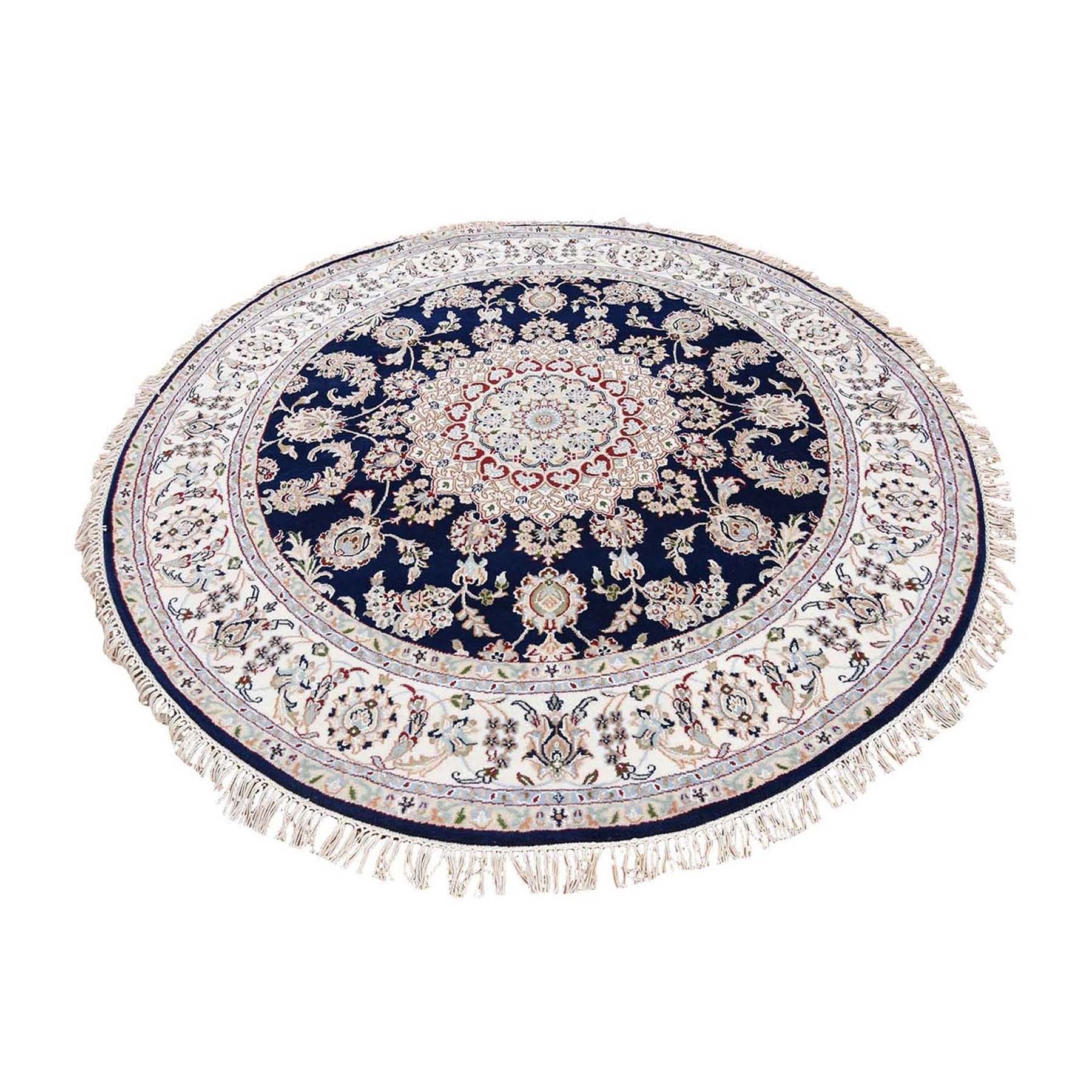 Pirniakan Collection Hand Knotted Blue Rug No: 1119980