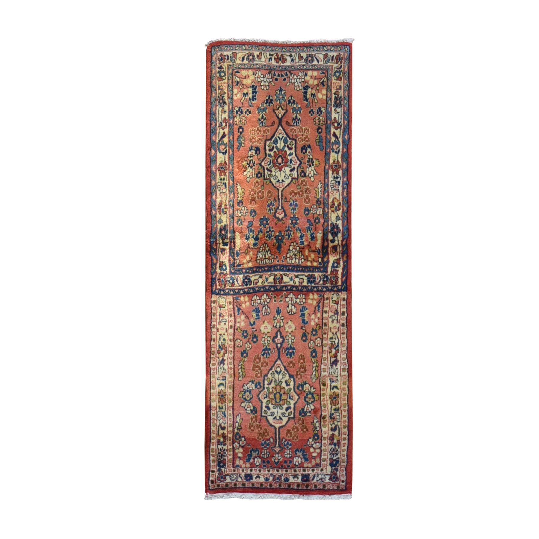 Classic Persian Collection Hand Knotted Pink Rug No: 1132014