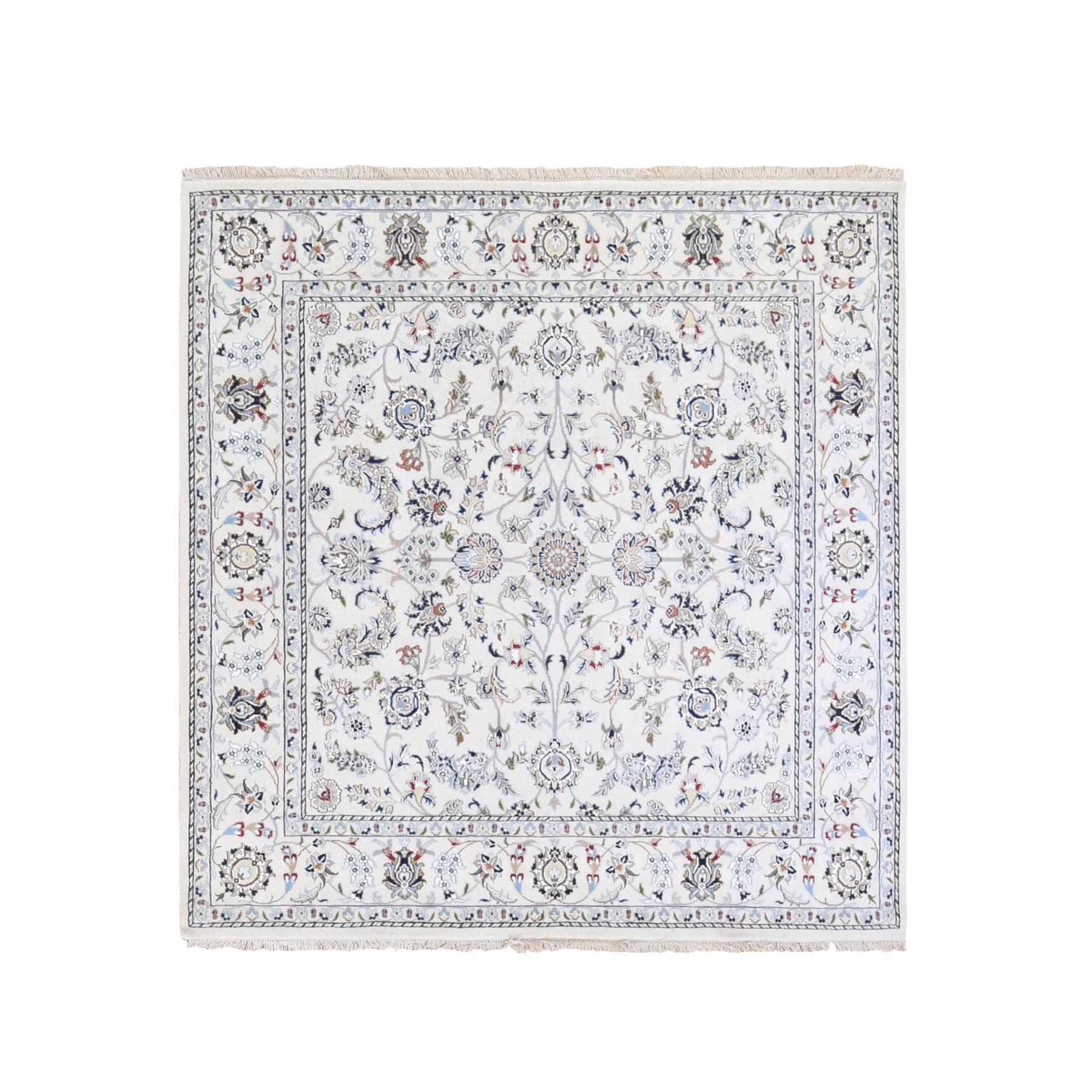Pirniakan Collection Hand Knotted Ivory Rug No: 1132048