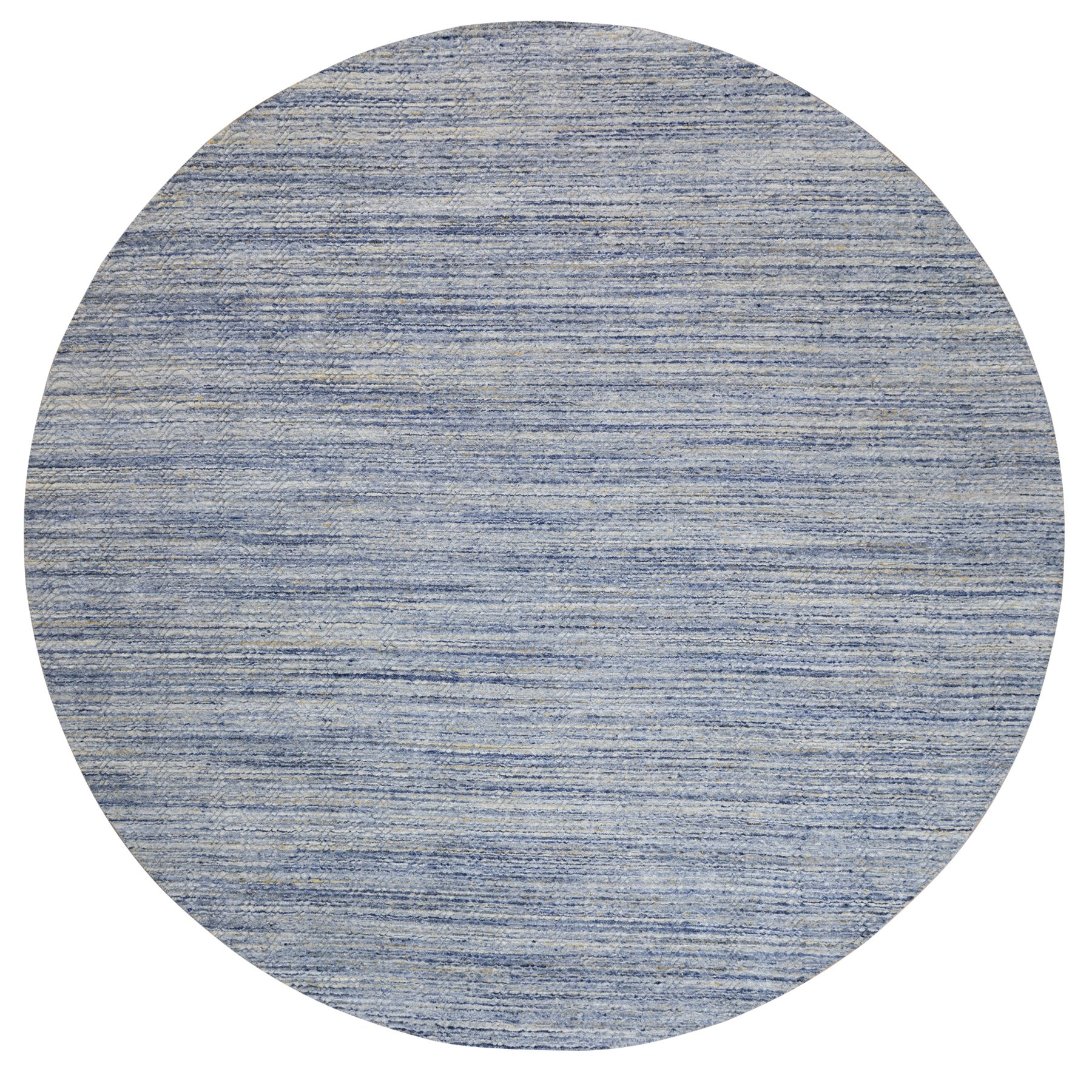 Mid Century Modern Collection Hand Loomed Grey Rug No: 1124198