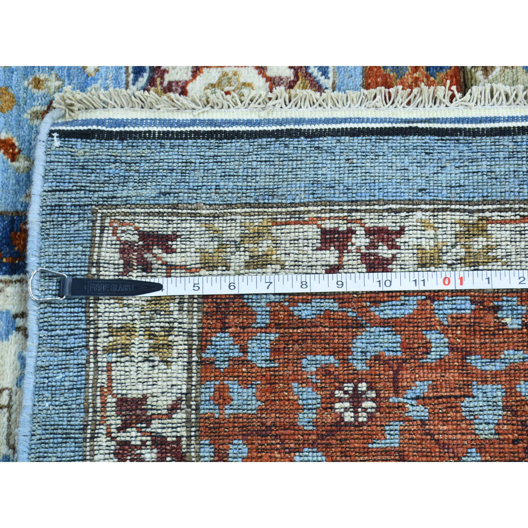 Agra And Turkish Collection Hand Knotted Blue 0170058 Rug