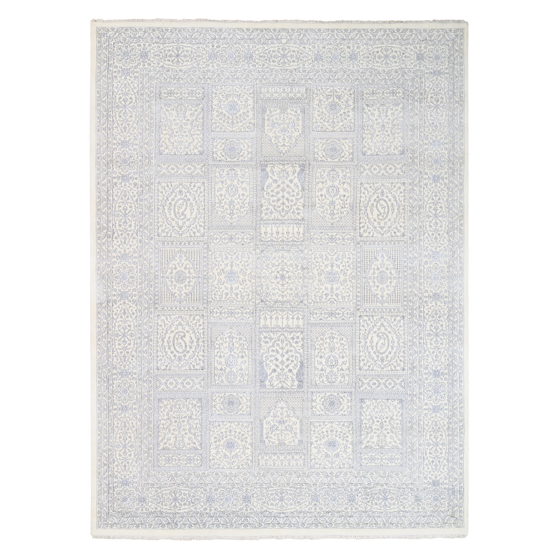 Pirniakan Collection Hand Knotted Ivory Rug No: 1124492