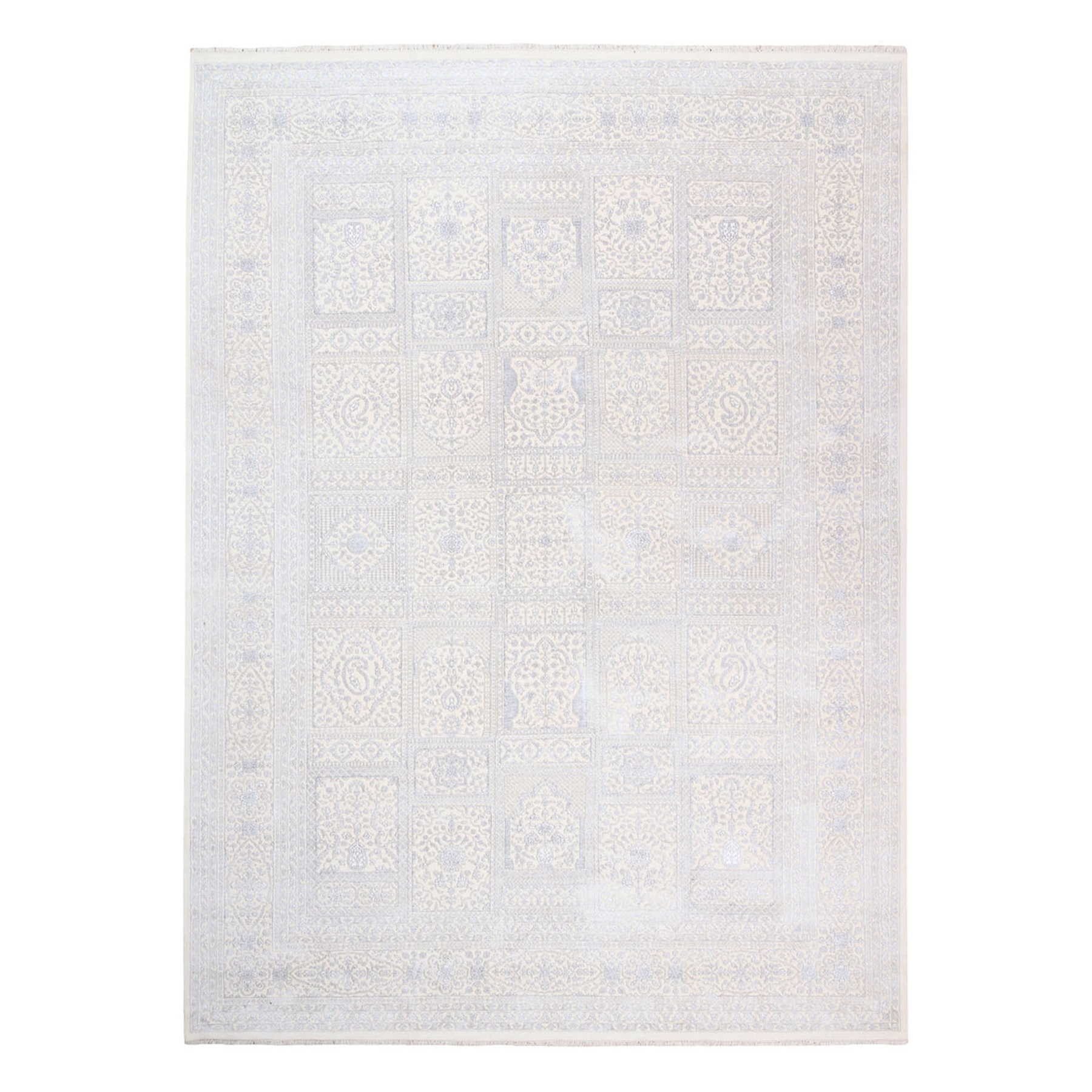 Pirniakan Collection Hand Knotted Ivory Rug No: 1124486
