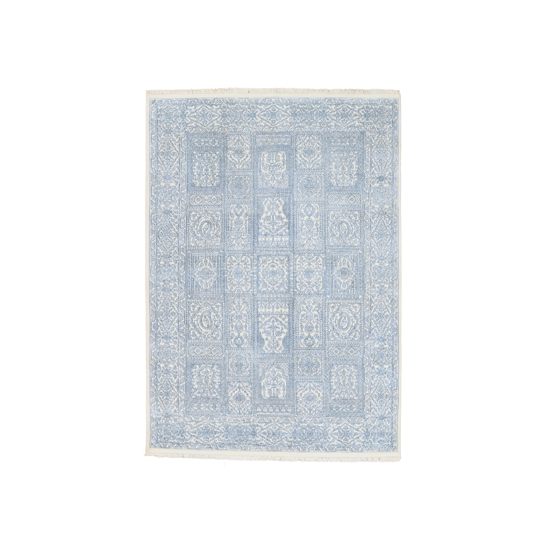 Pirniakan Collection Hand Knotted Ivory Rug No: 1124504