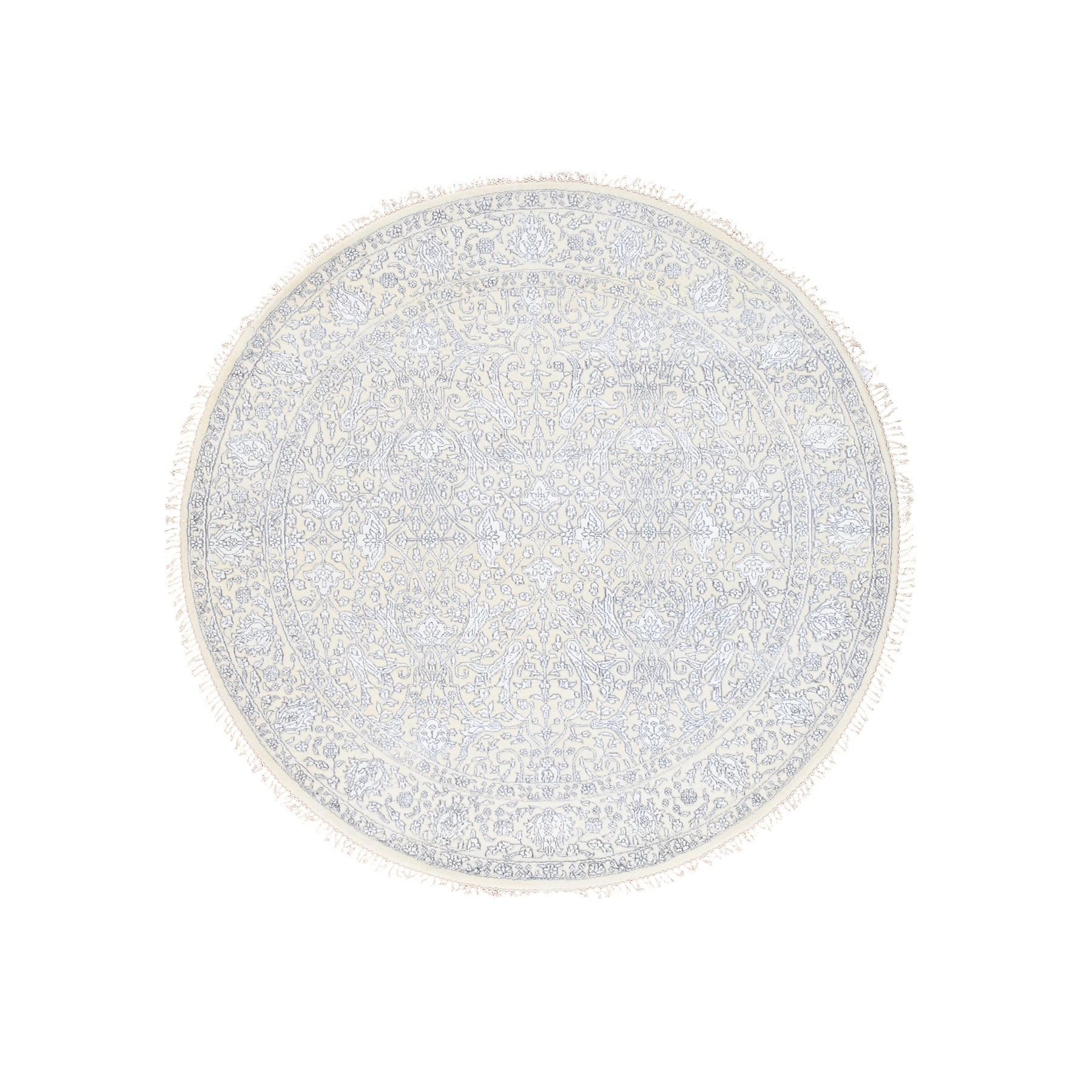 Pirniakan Collection Hand Knotted Ivory Rug No: 1124500