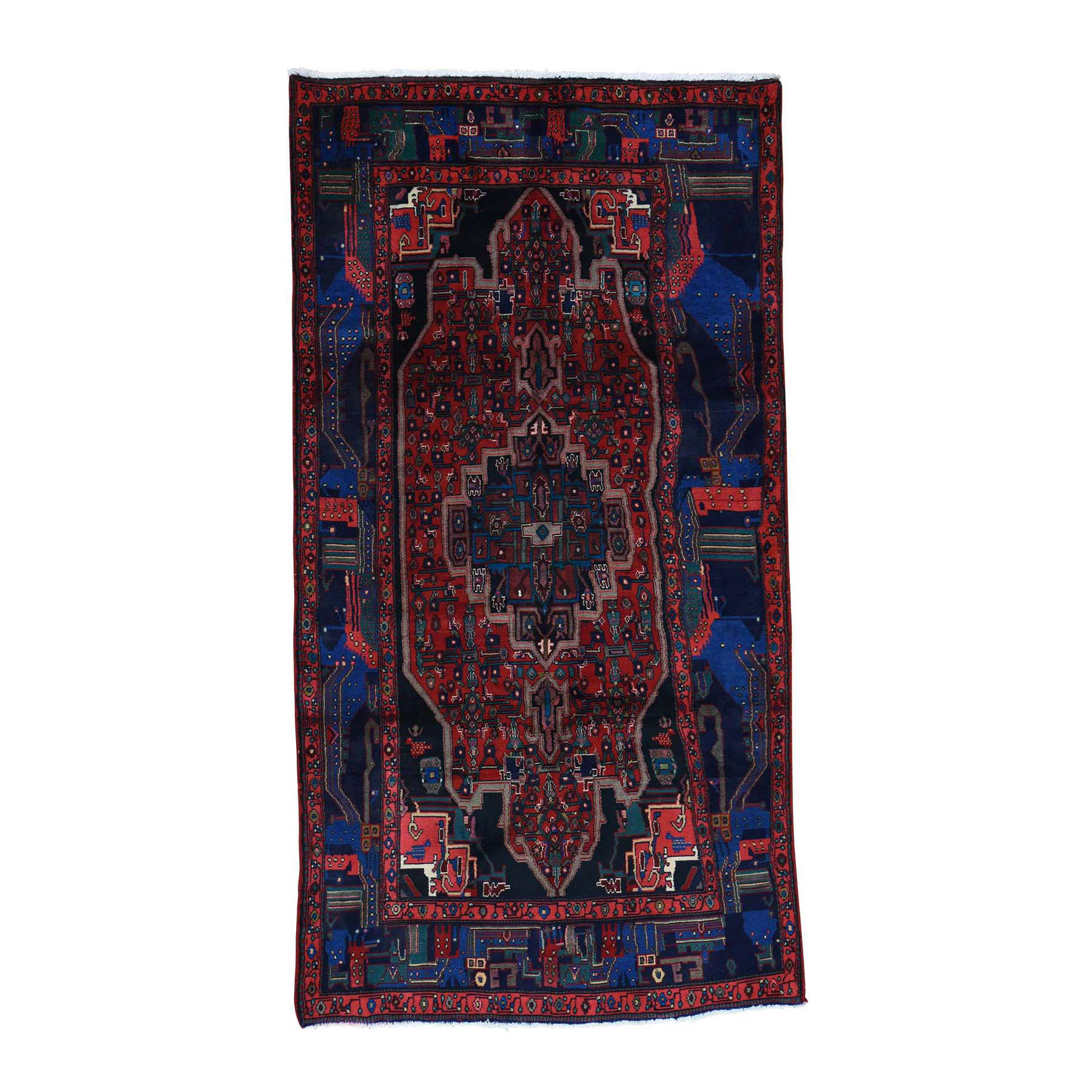 Classic Persian Collection Hand Knotted Red Rug No: 0170274